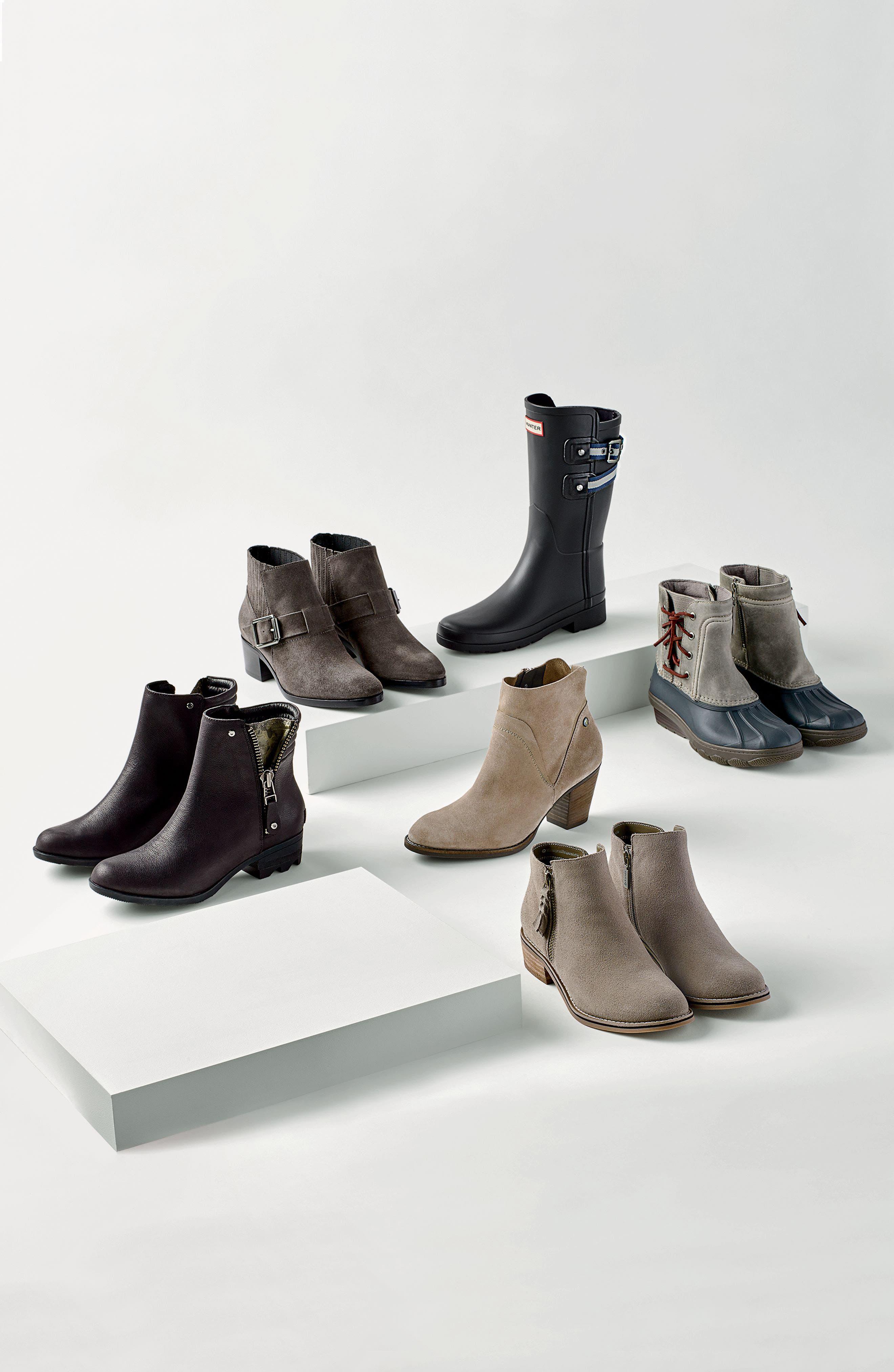 Alternate Image 7  - Hunter Original Refined Short Rain Boot (Women)