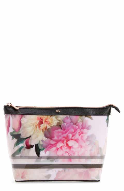 Ted Baker London Magda Floral Print Large Pouch