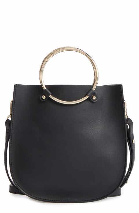 BP. Metal Ring Crossbody Bag