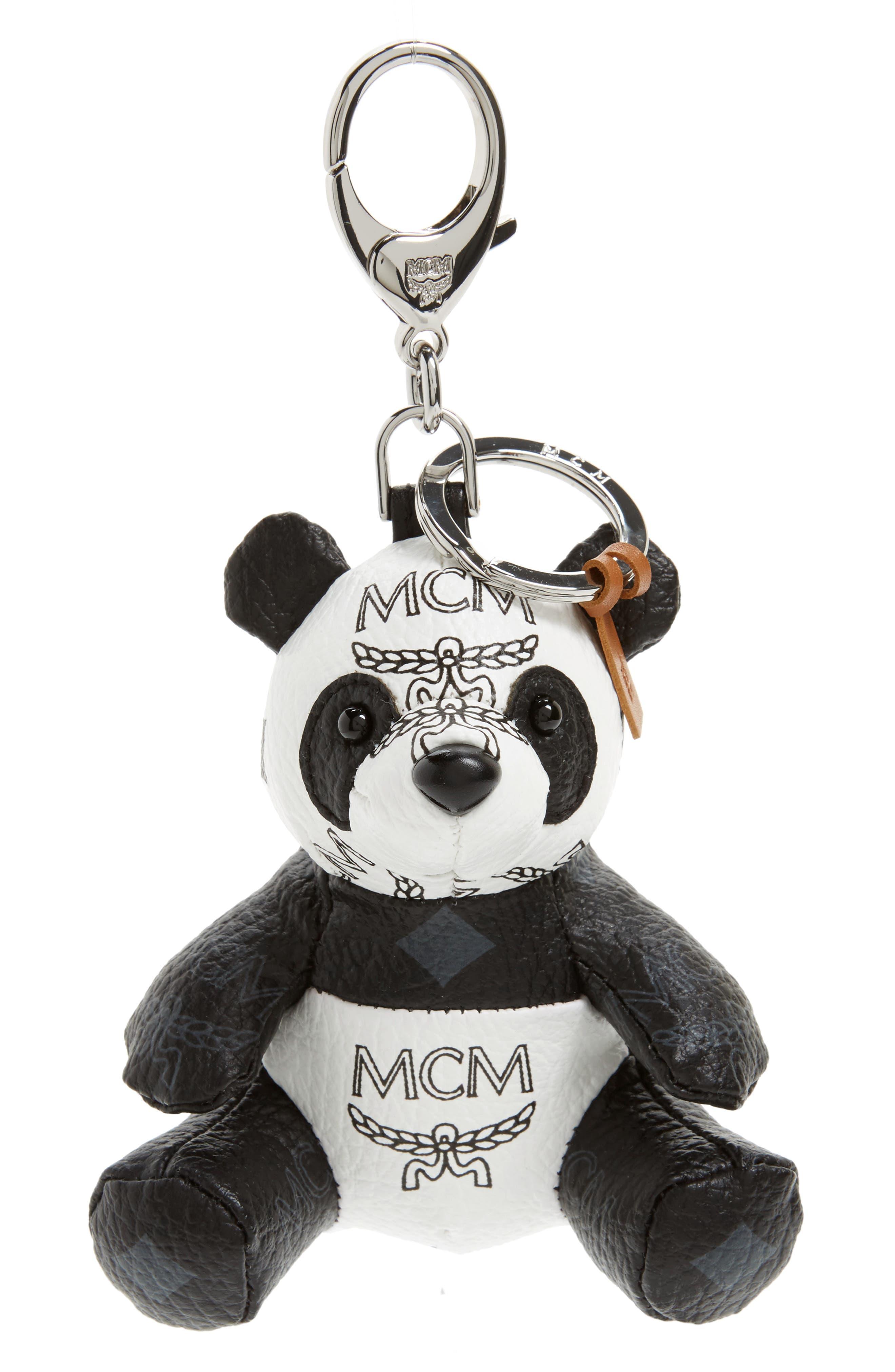 MCM Panda Bag Charm