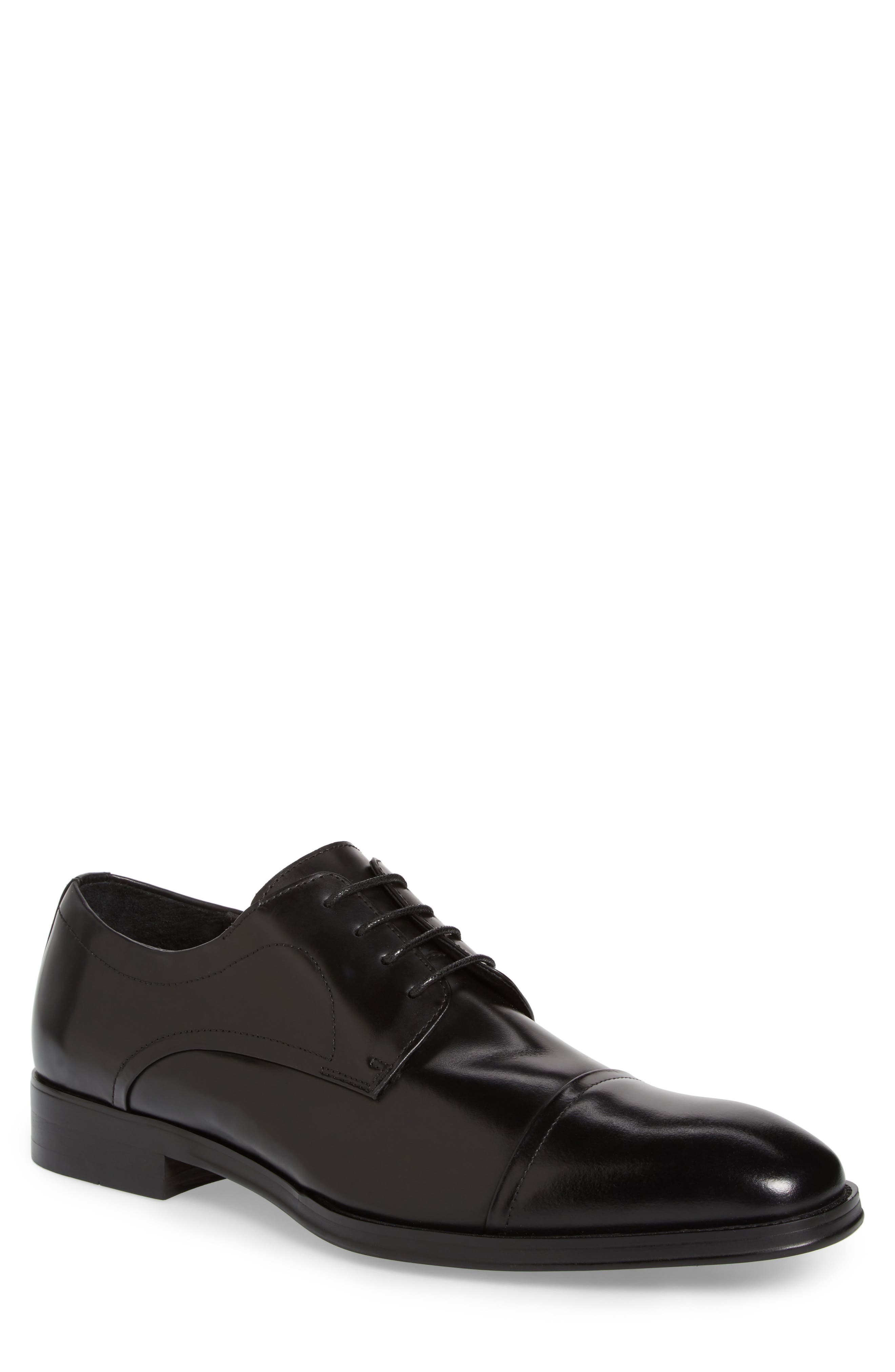 Kenneth Cole New York Light Jolt Cap Toe Derby (Men)