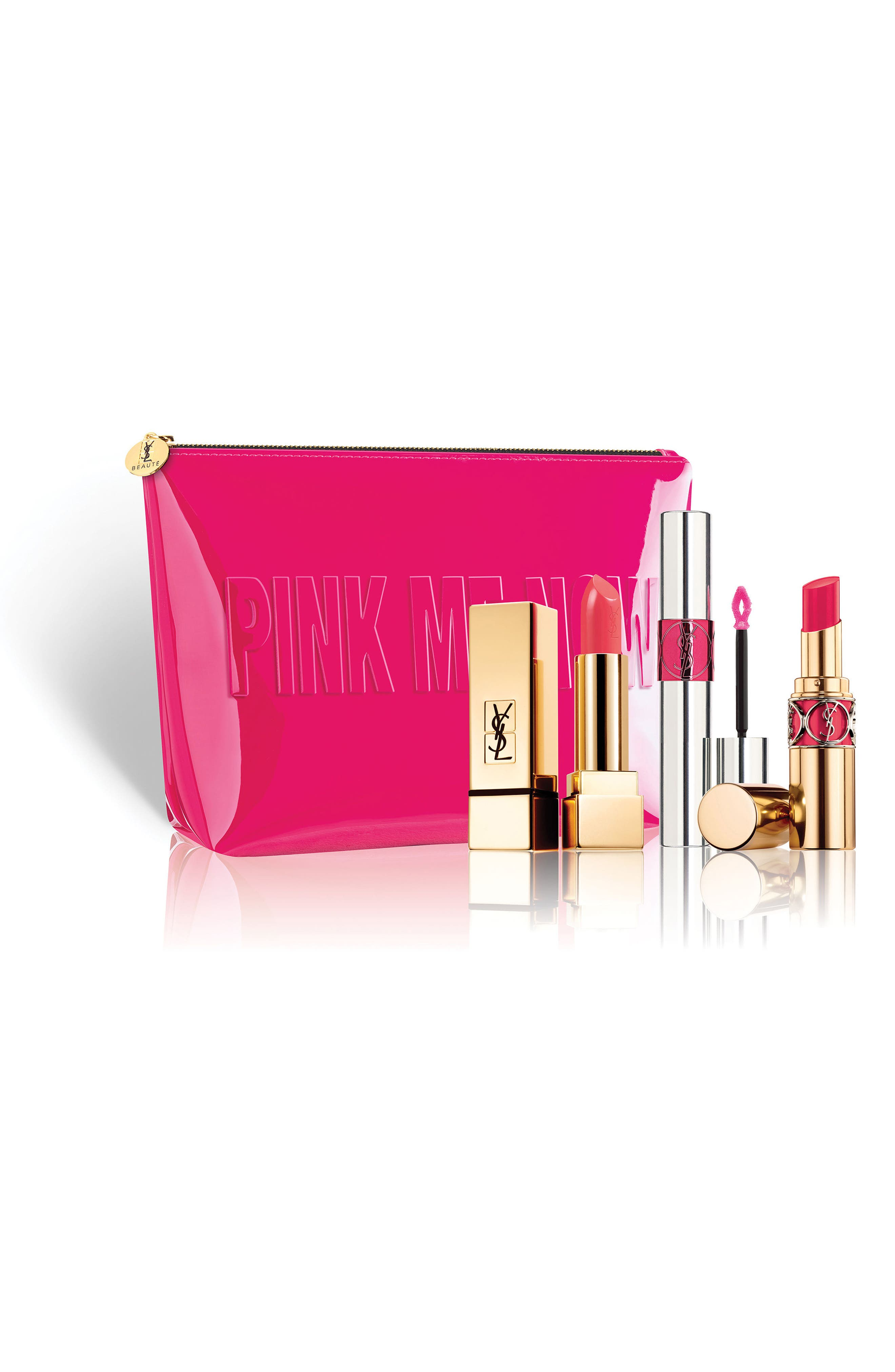 Yves Saint Laurent Lip Set ($106 Value)
