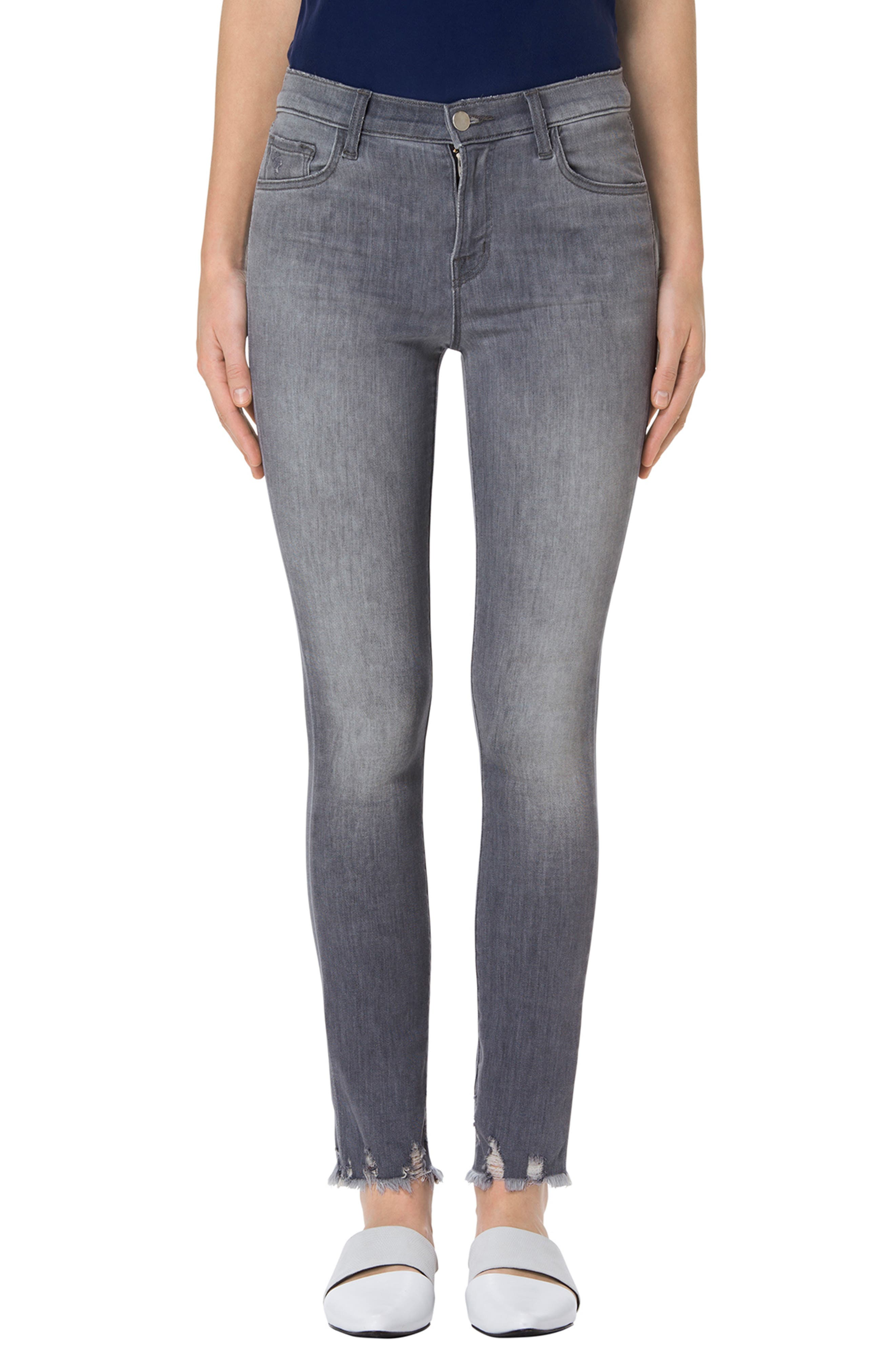 J Brand 811 Mid Rise Skinny Jeans (Provocateur)