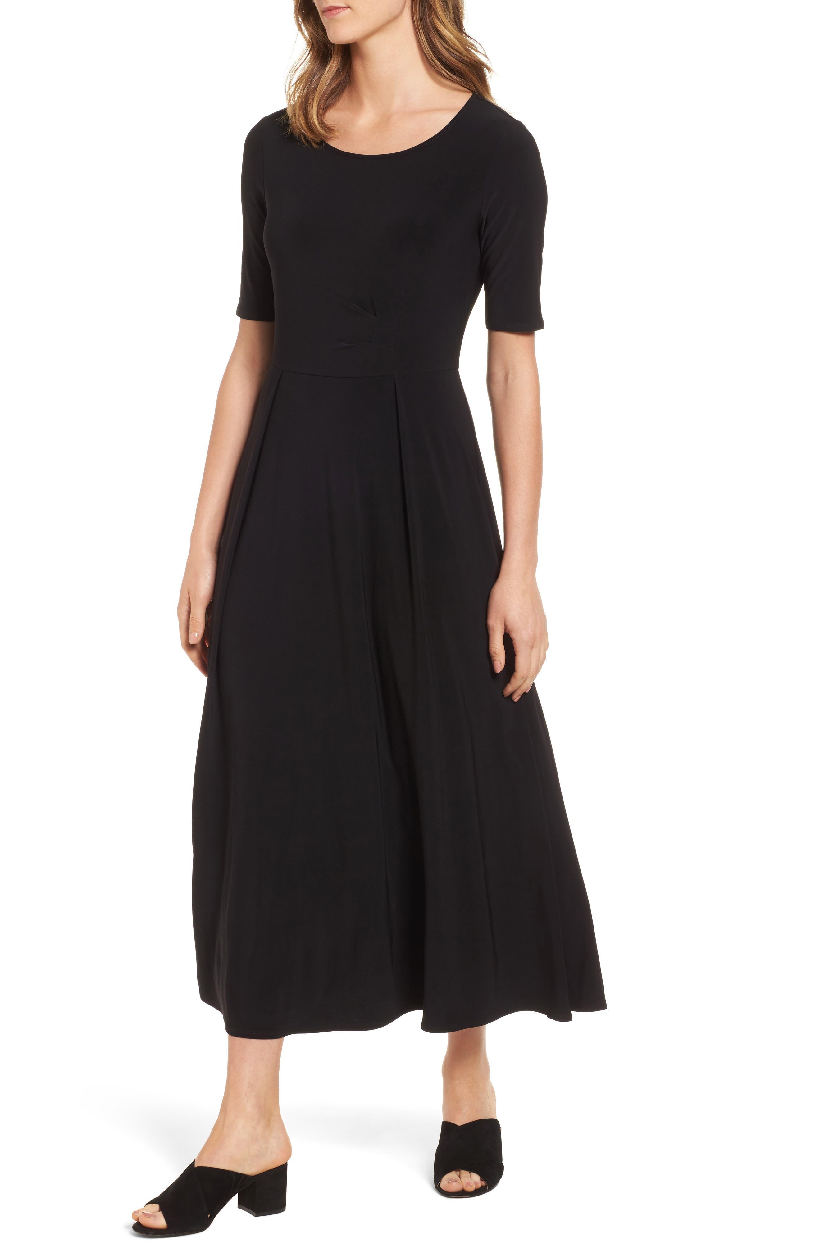 Chaus A-Line Maxi Dress