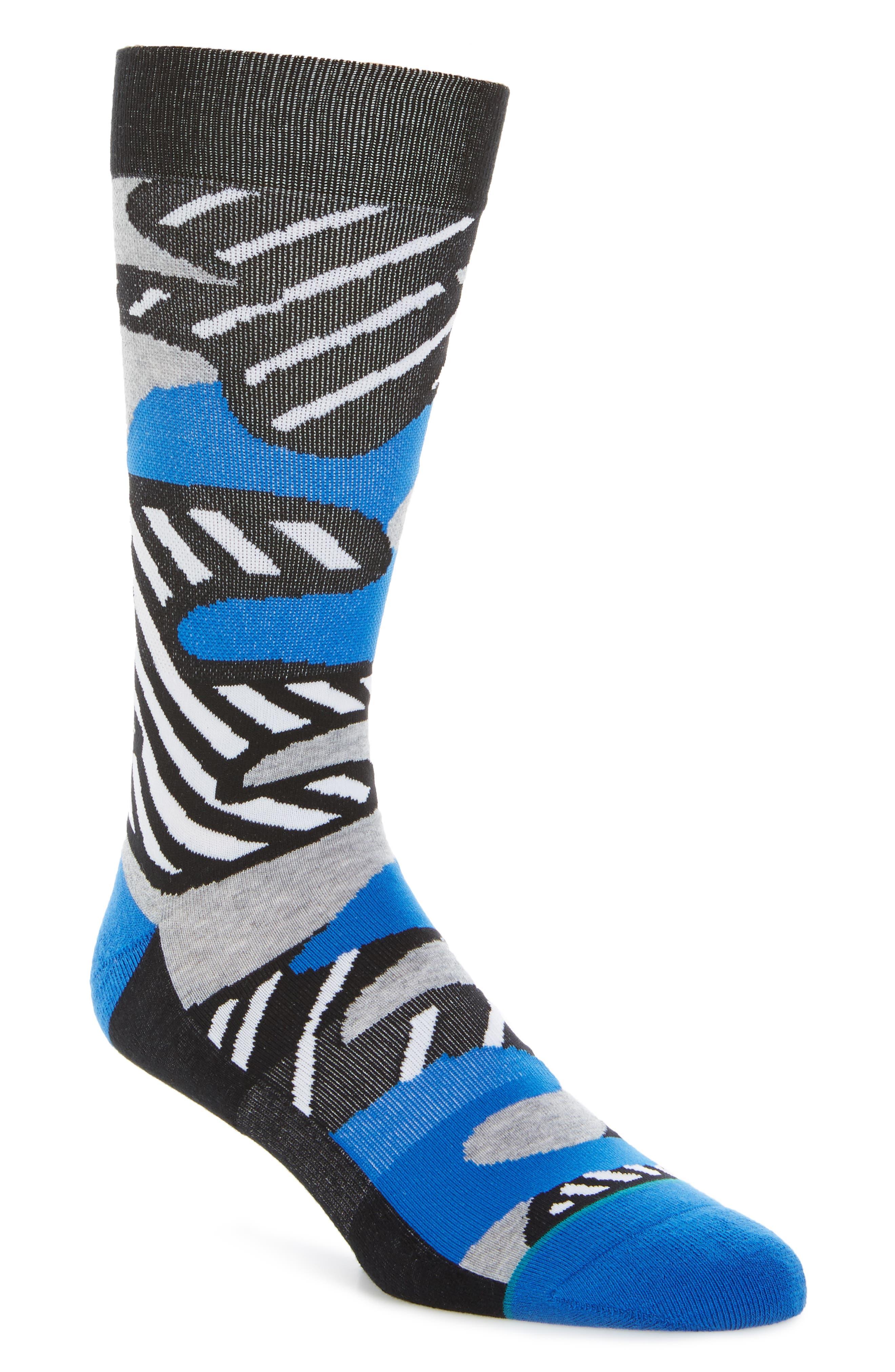 Stance Stripe Camo Socks