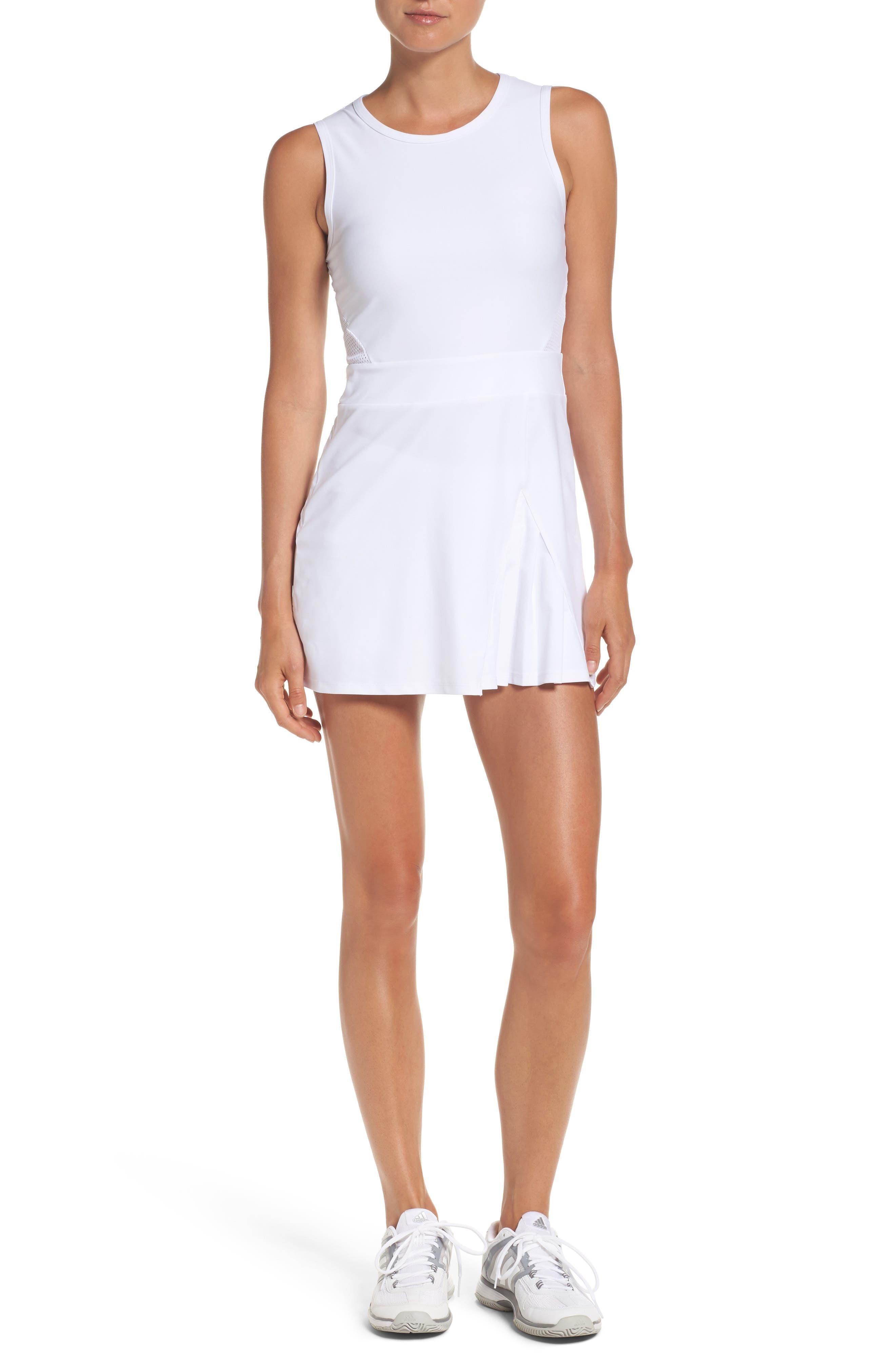 BoomBoom Athletica Tennis Dress & Shorts