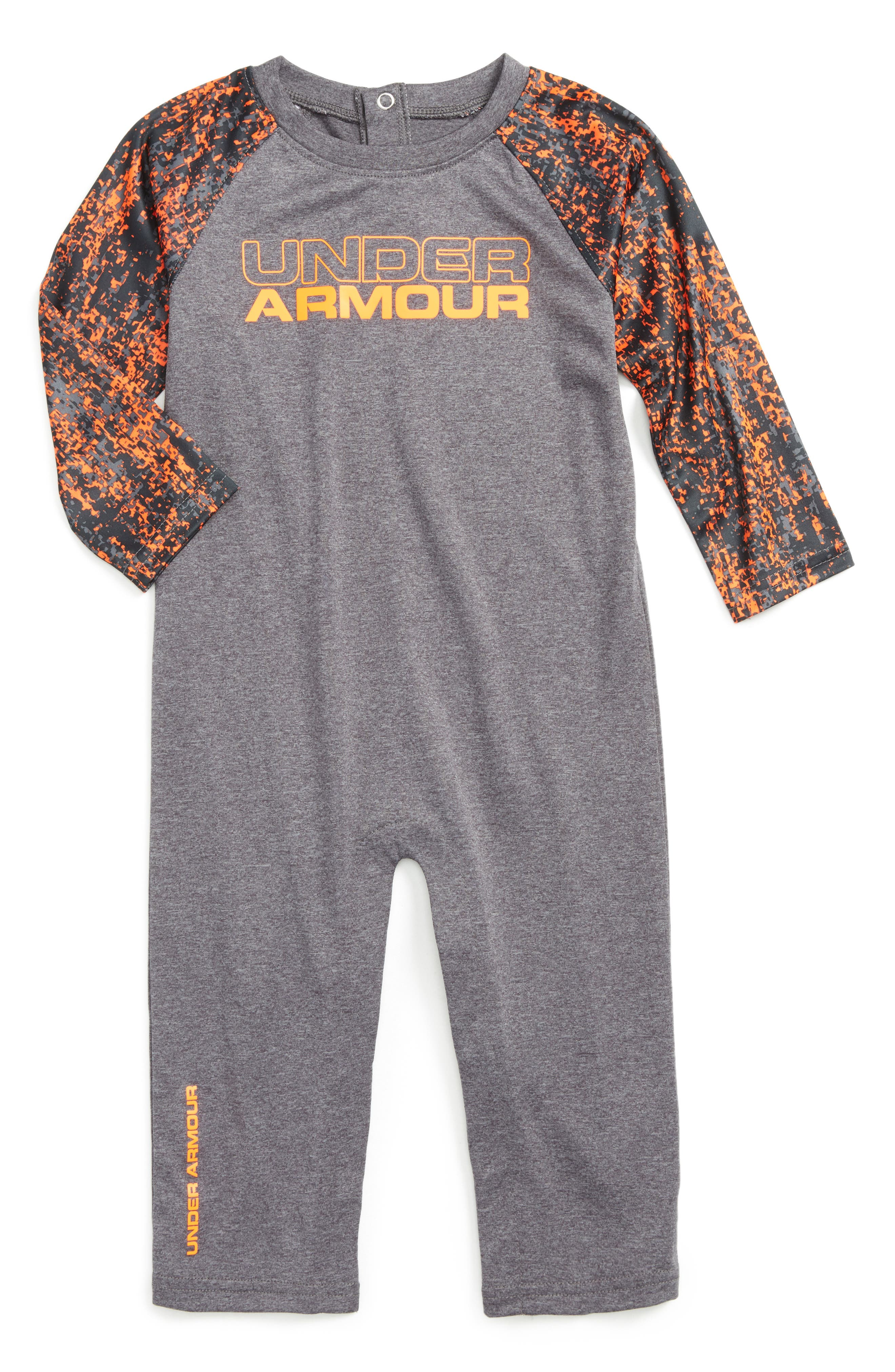 Under Armour Digital City Romper (Baby Boys)