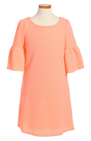 Love, Nickie Lew Bell Sleeve Dress (Big Girls)