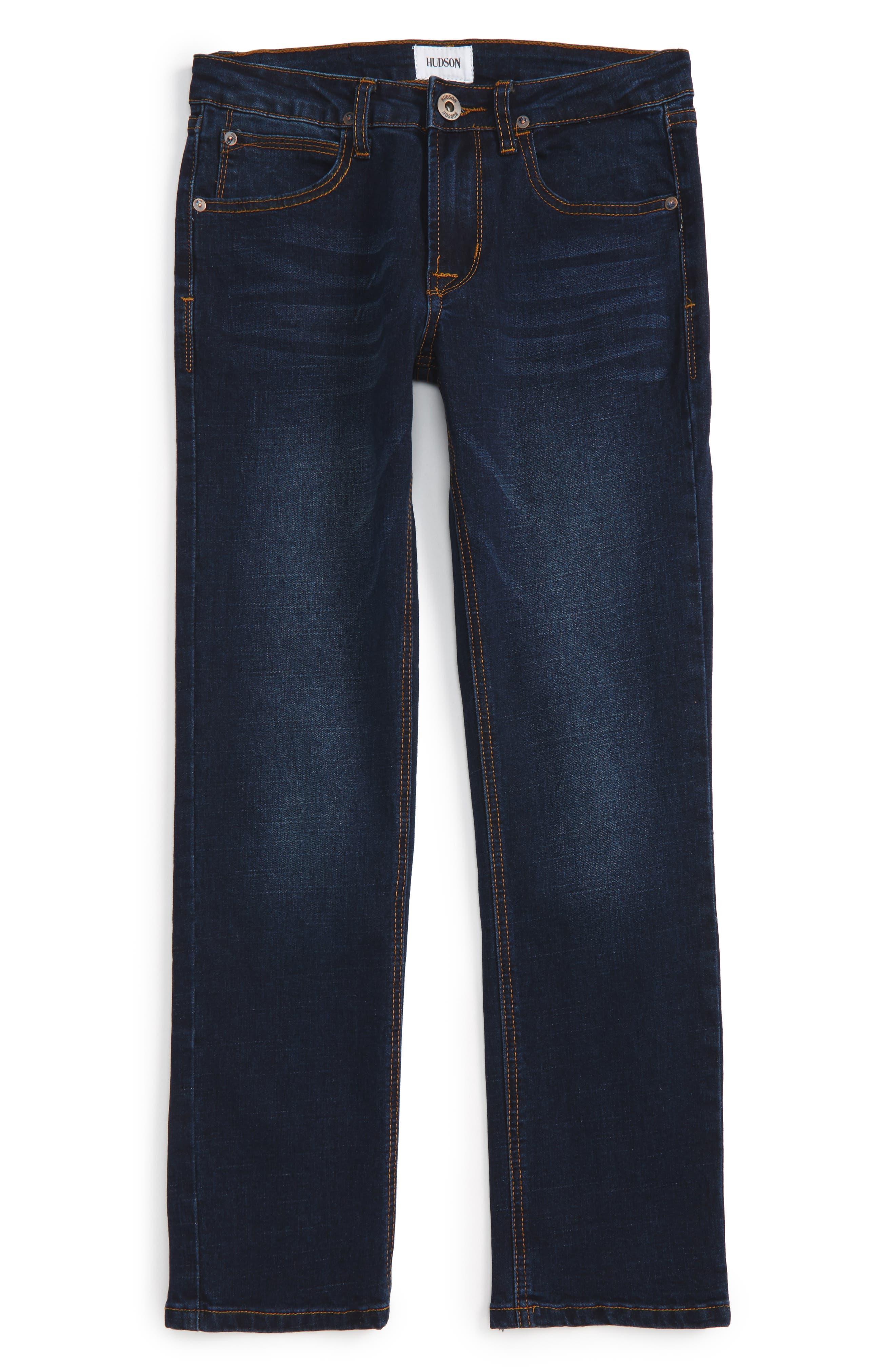 Hudson Kids Parker Straight Leg Jeans (Toddler Boys, Little Boys & Big Boys)