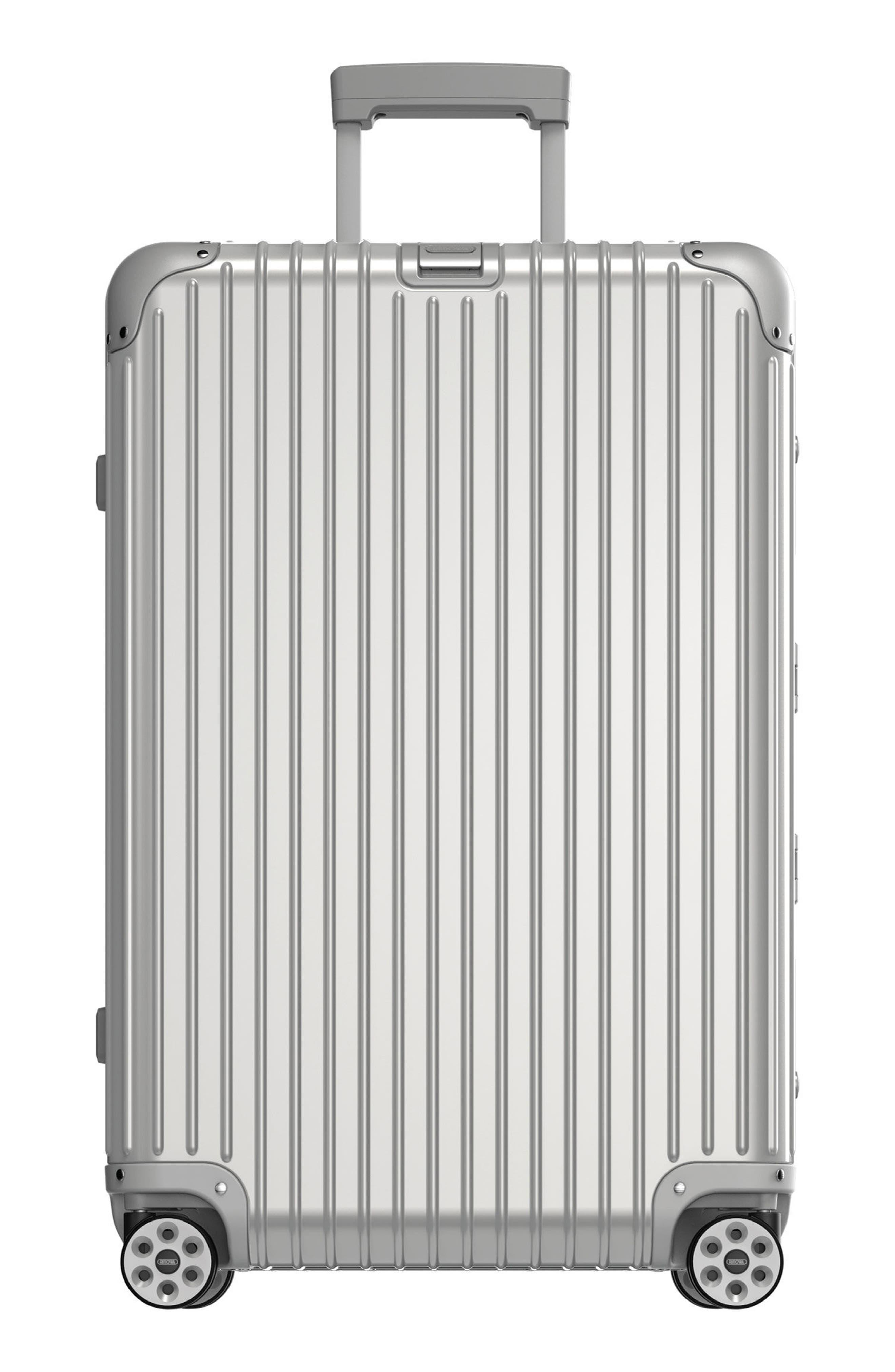 RIMOWA Topas 29-Inch Sport Multiwheel® Aluminum Packing Case