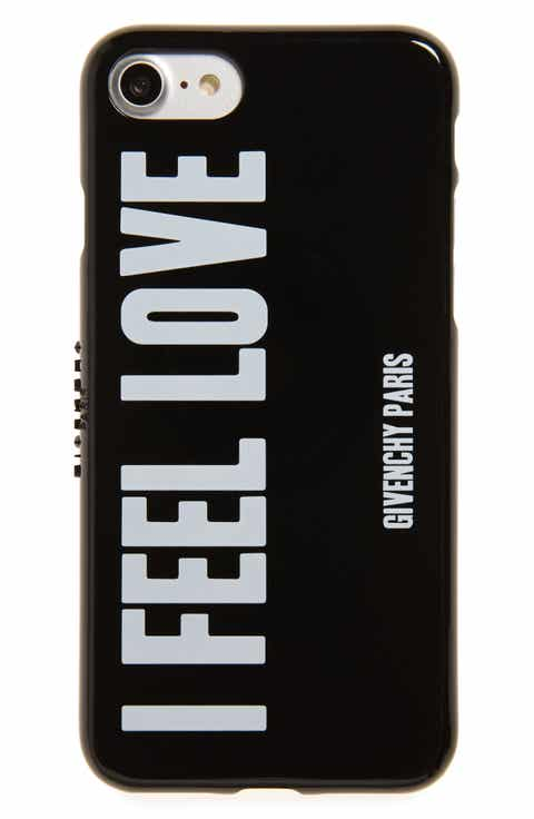Givenchy I Feel Love iPhone 7 Case