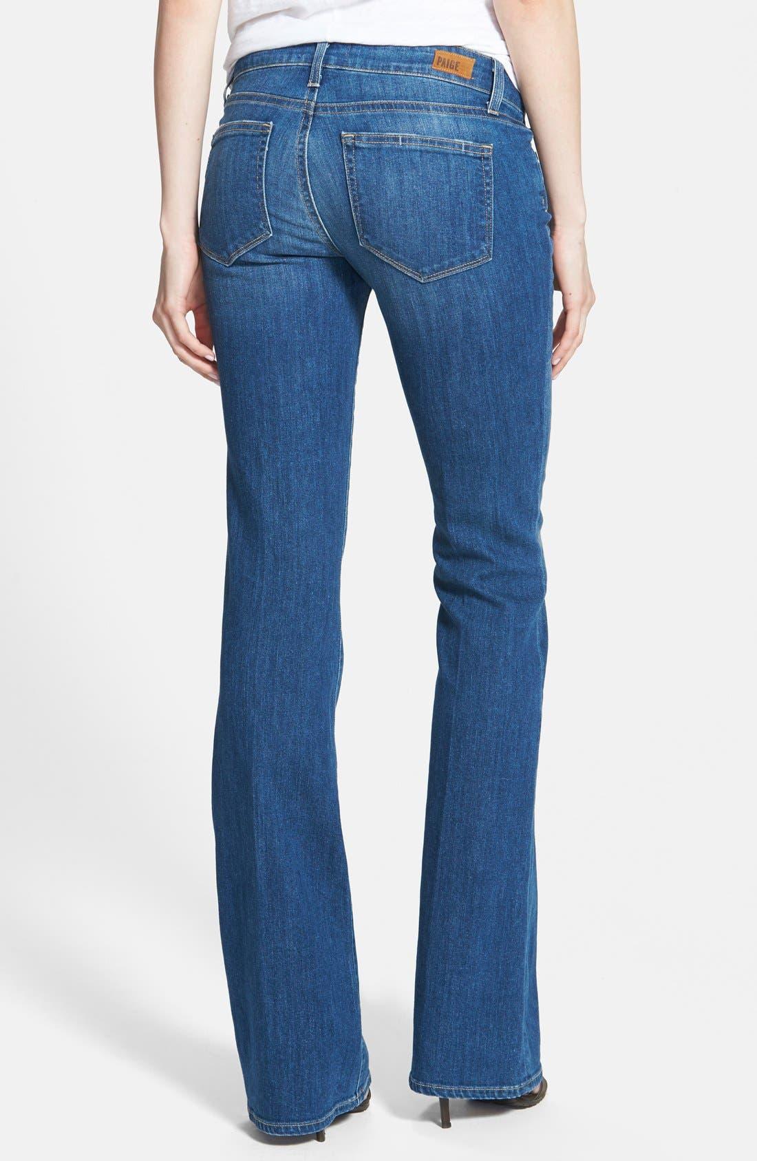 Alternate Image 2  - Paige Denim 'Skyline' Bootcut Jeans (Frances)
