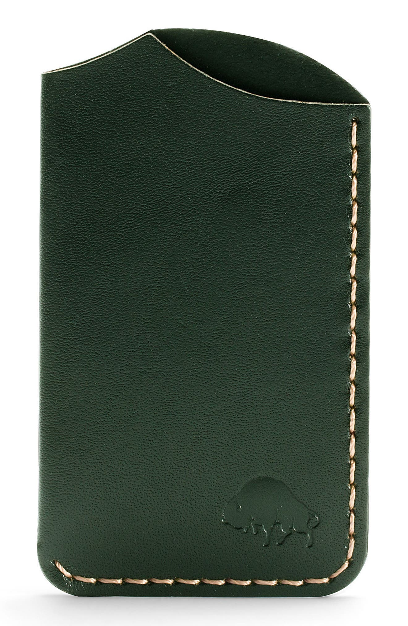 Ezra Arthur No. 1 Leather Card Case
