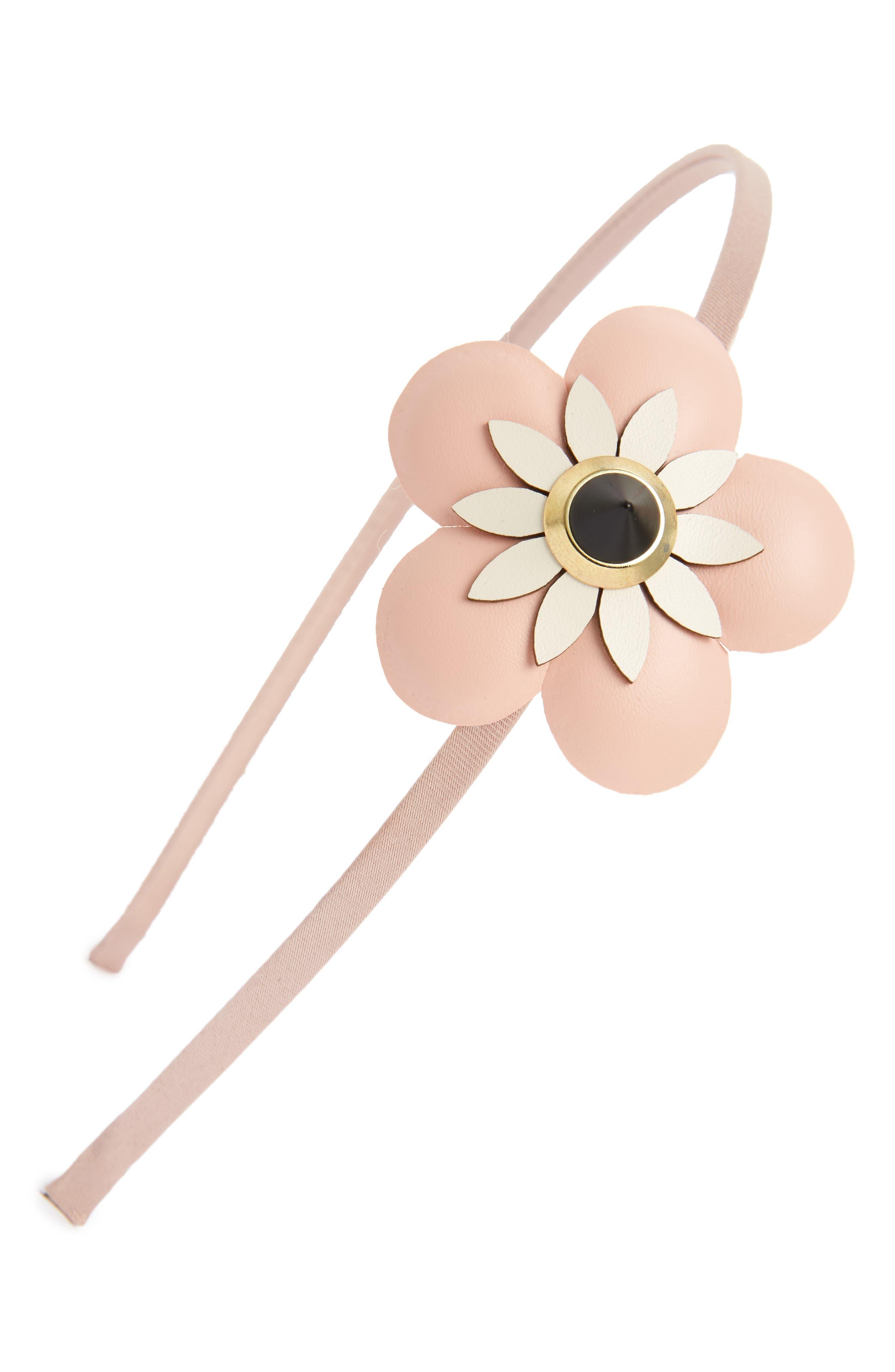 Cara Flower Headband