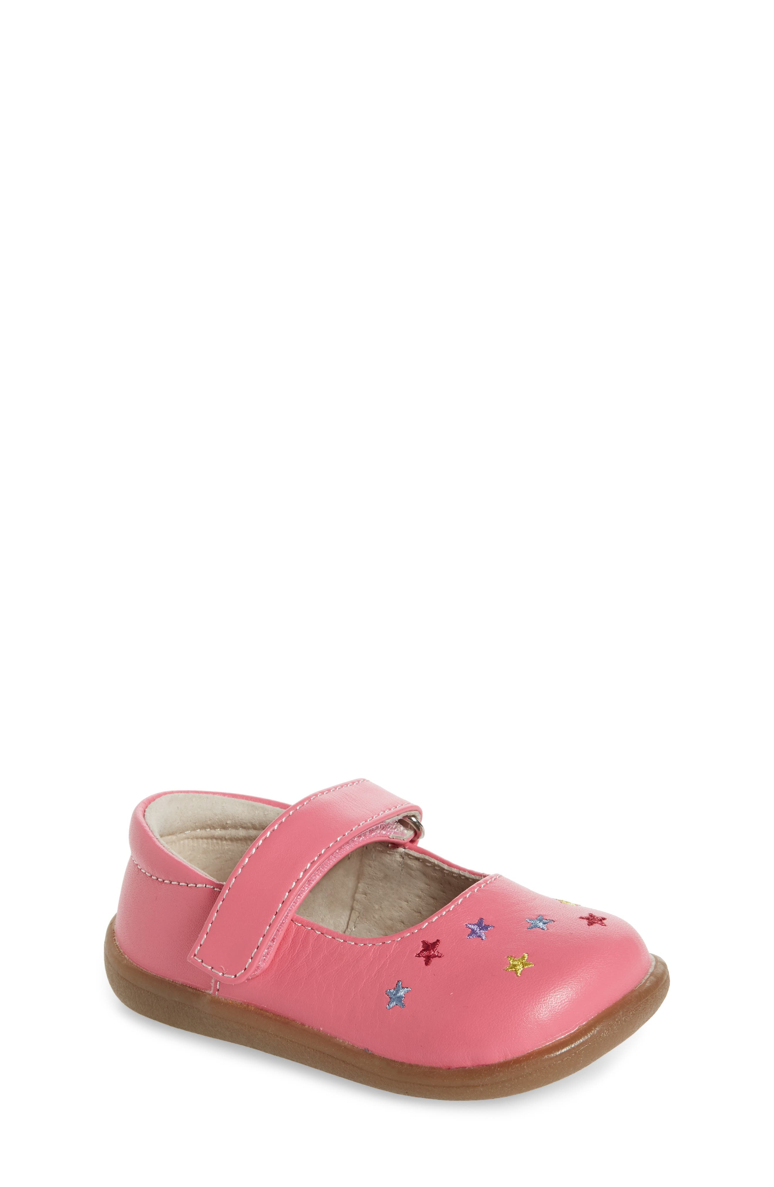 See Kai Run Harriett Mary Jane Flat (Baby, Walker, Toddler & Little Kid)