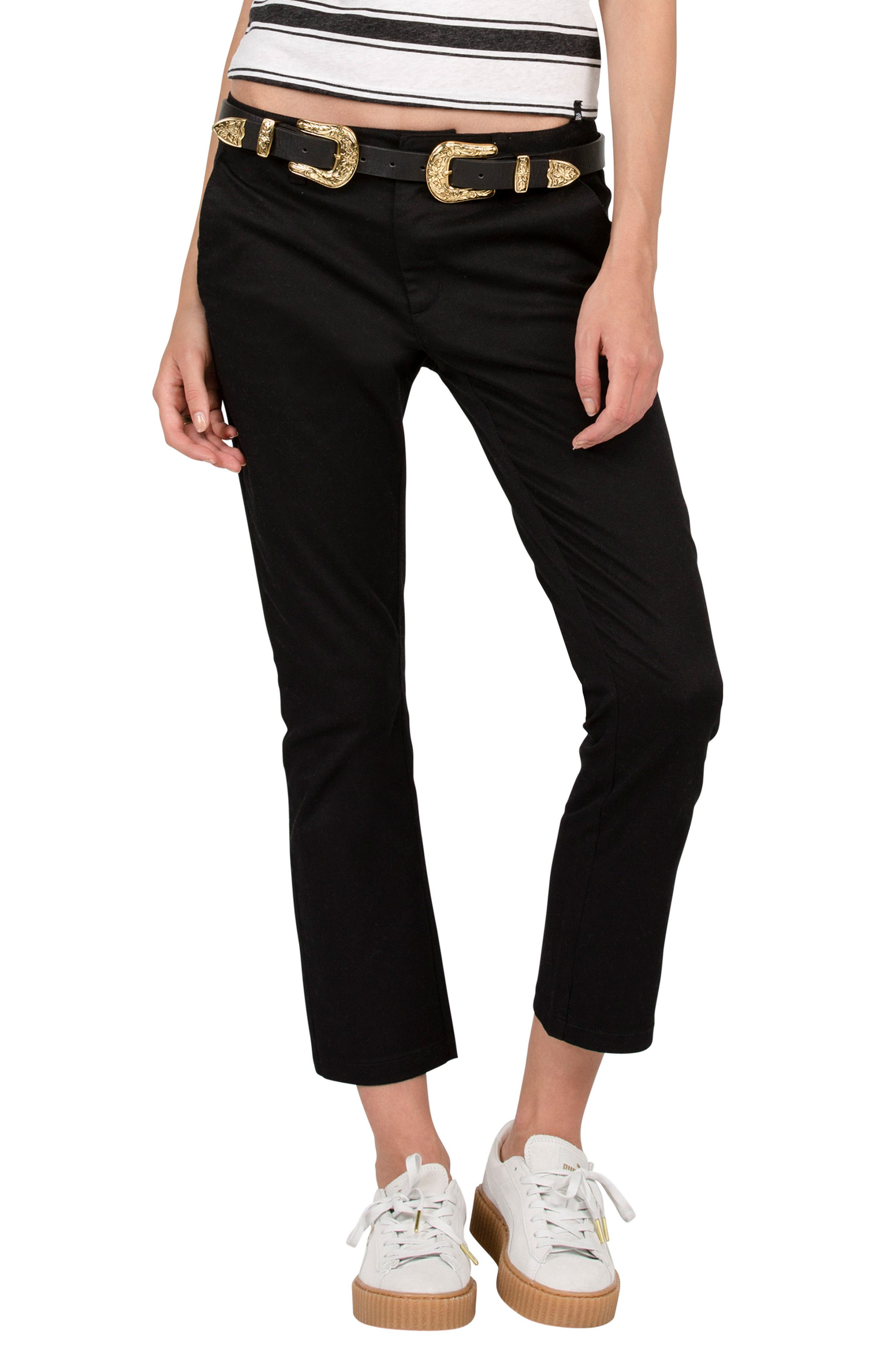 Volcom Frochickie Ankle Pants