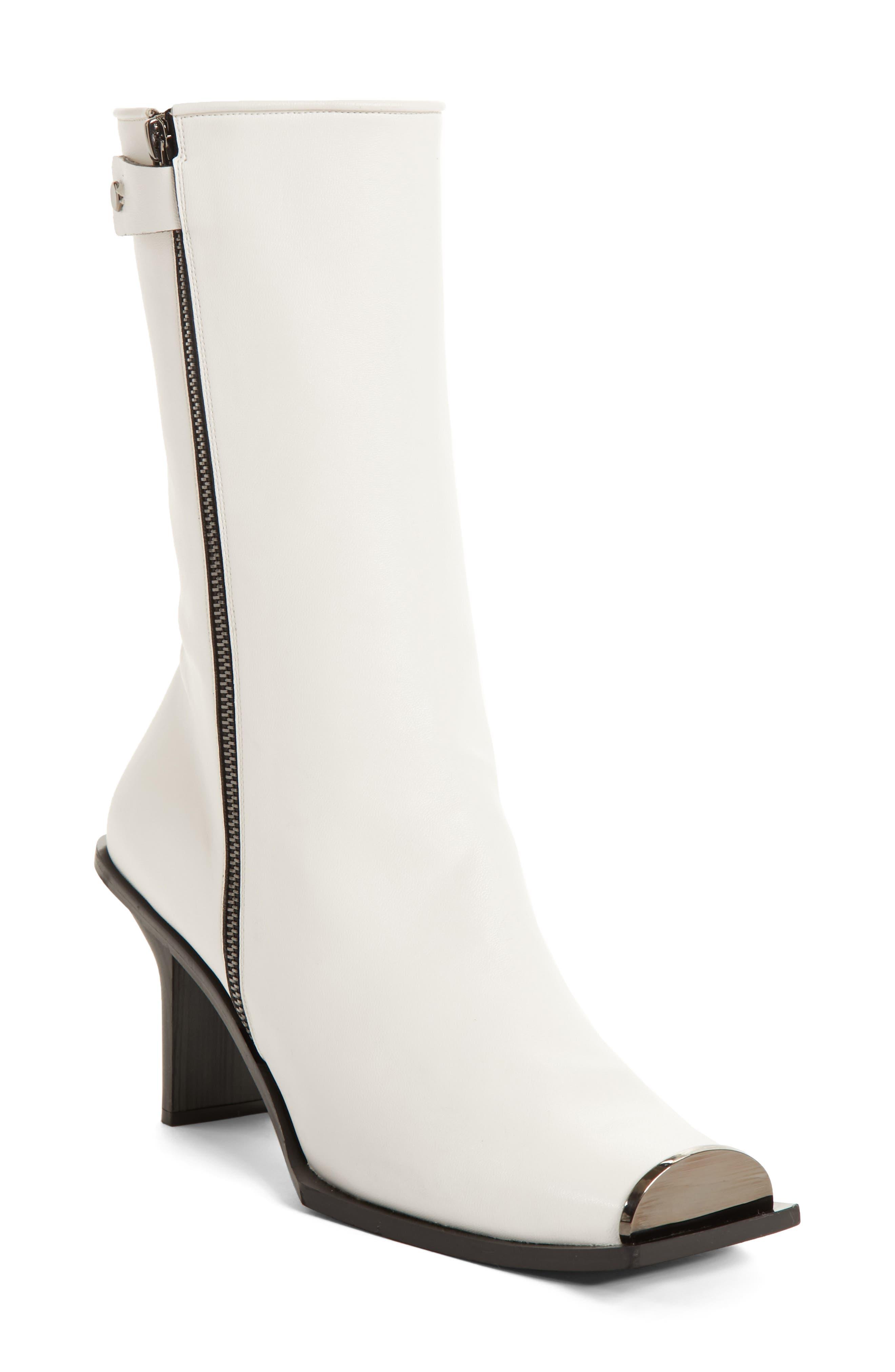 Stella McCartney Cap Toe Boot (Women)