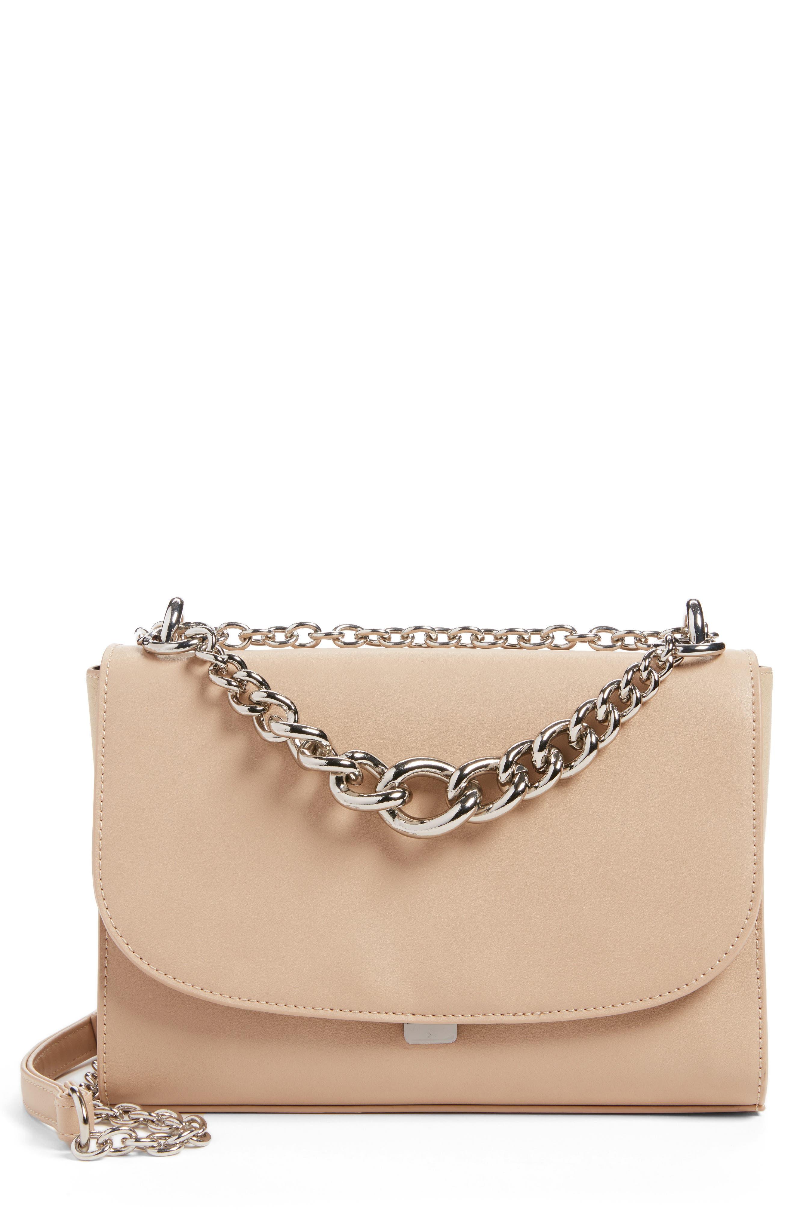 Chelsea28 Chace Faux Leather Shoulder Bag