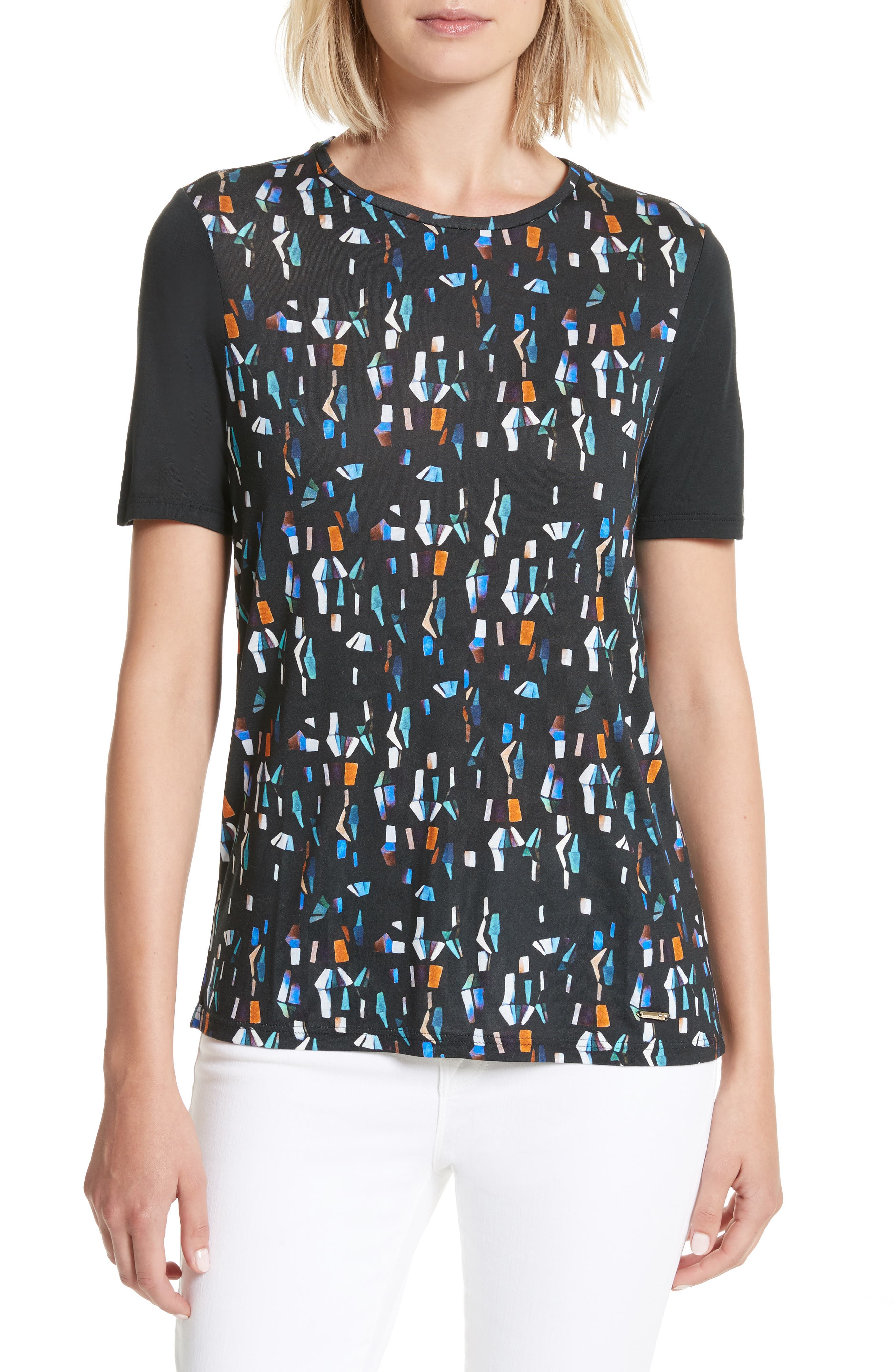 Ted Baker London Eudon Print Tee