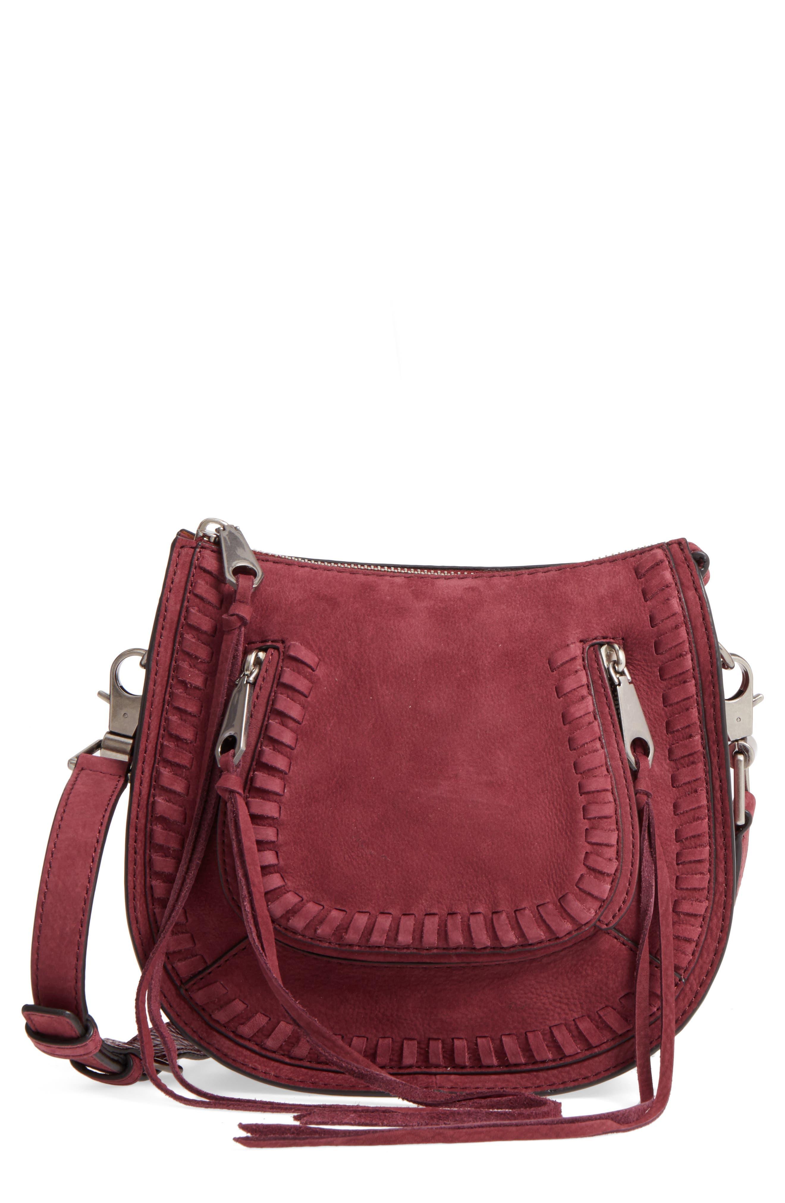 Rebecca Minkoff Mini Vanity Saddle Bag