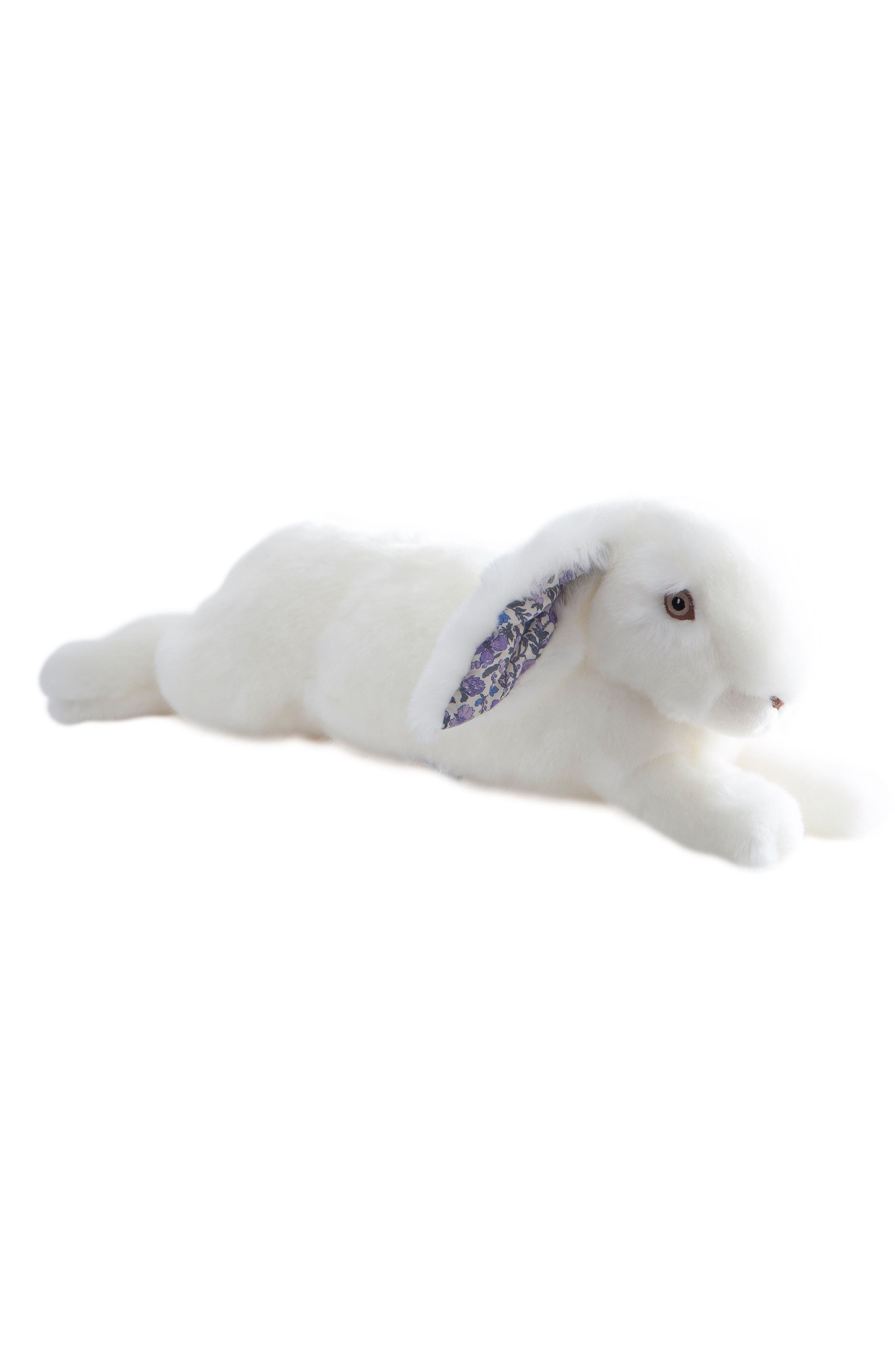Pamplemousse Peluches Martin the Rabbit Stuffed Animal