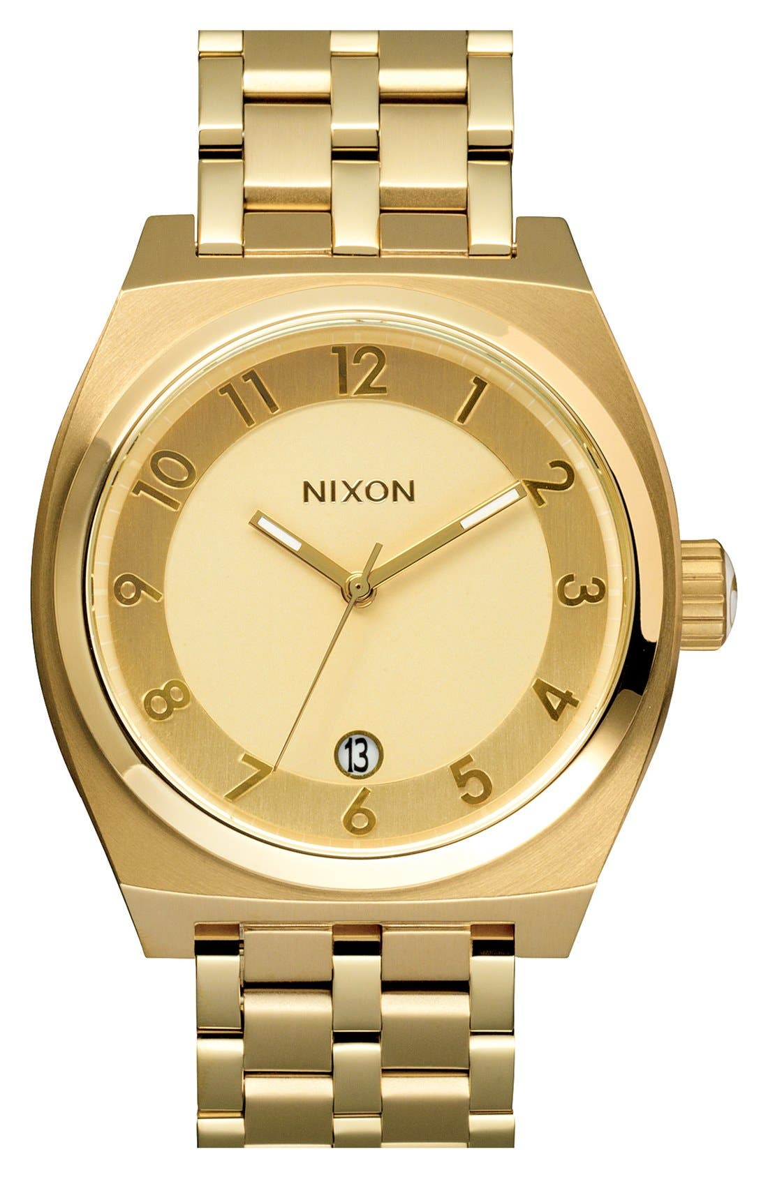 Alternate Image 1 Selected - Nixon 'The Monopoly' Watch, 40mm