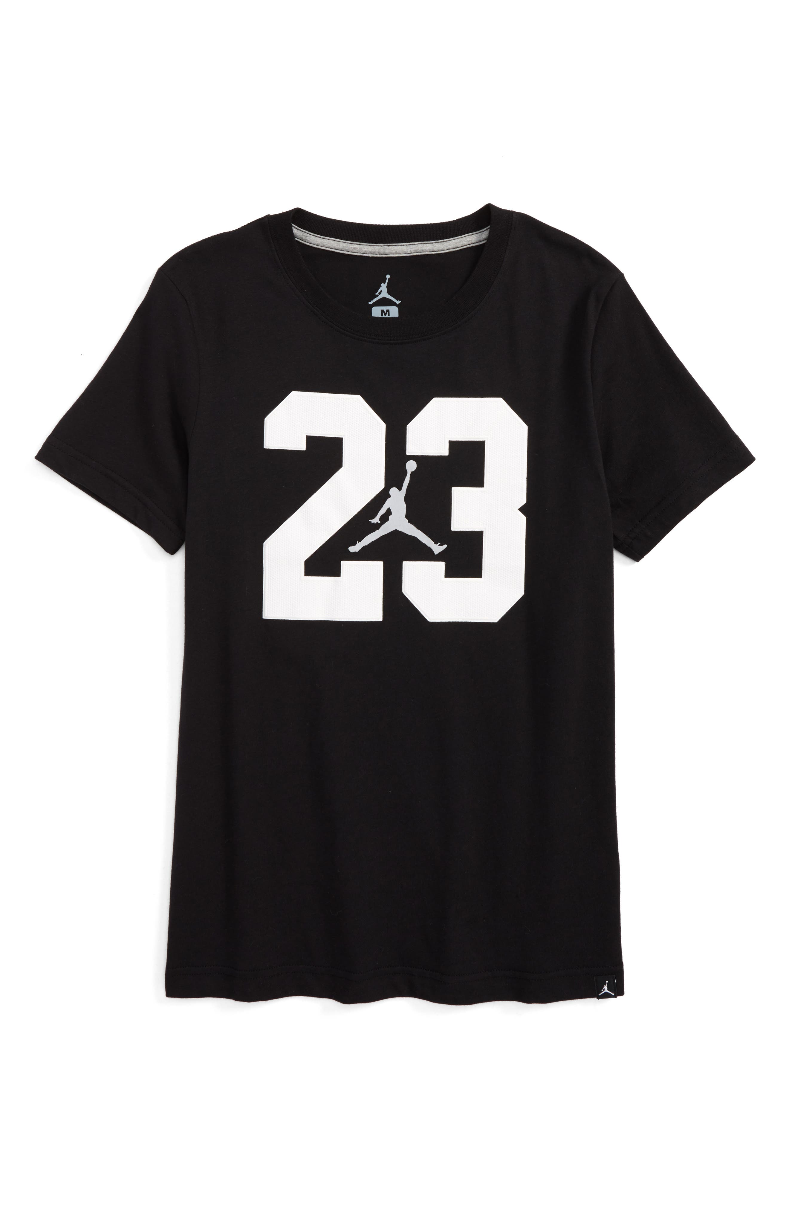Jordan Iconic 23 Graphic T-Shirt (Big Boys)