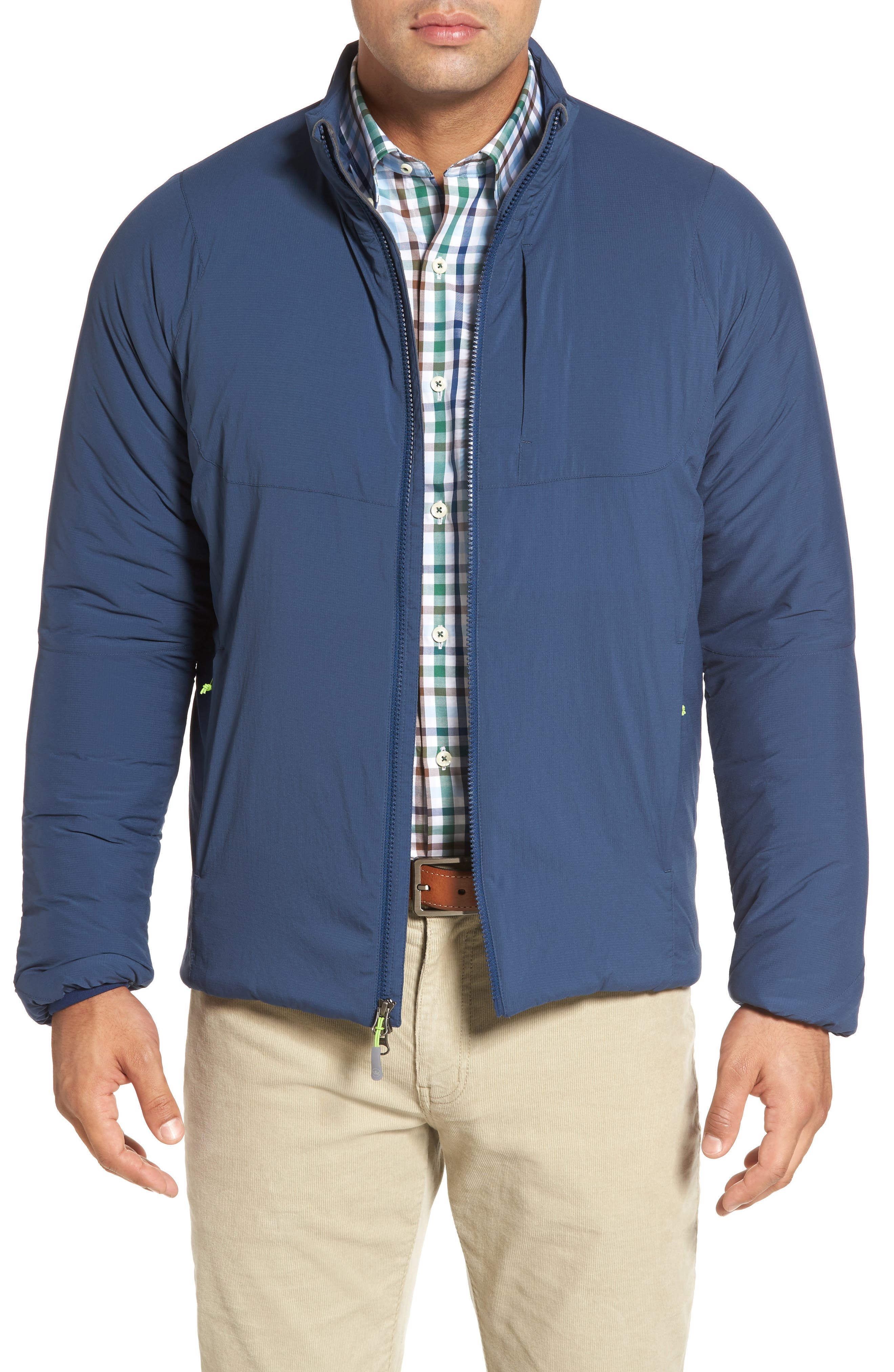 Peter Millar Bozeman Stretch Puffer Jacket