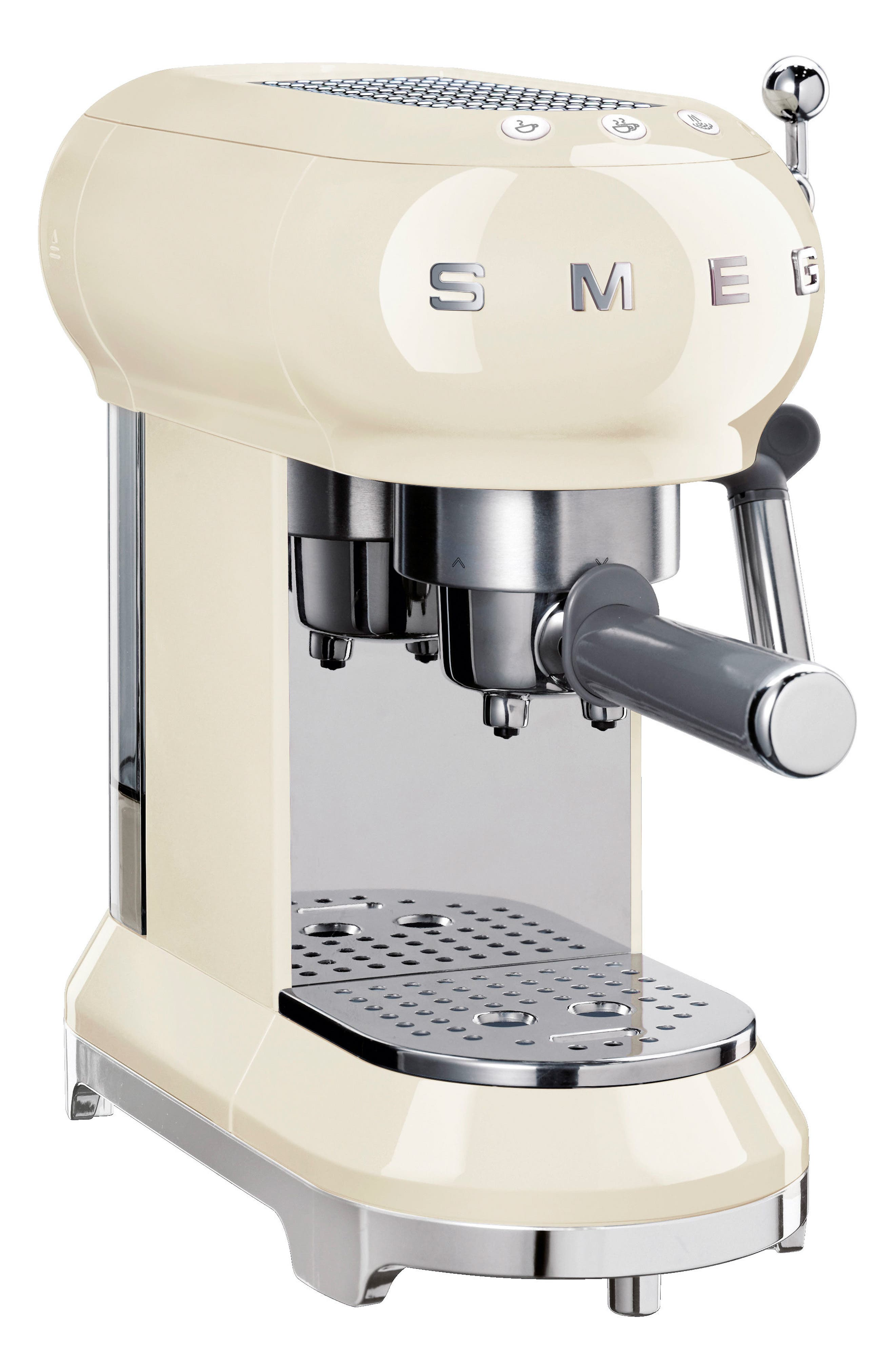 smeg 50s Retro Style Espresso Coffee Machine