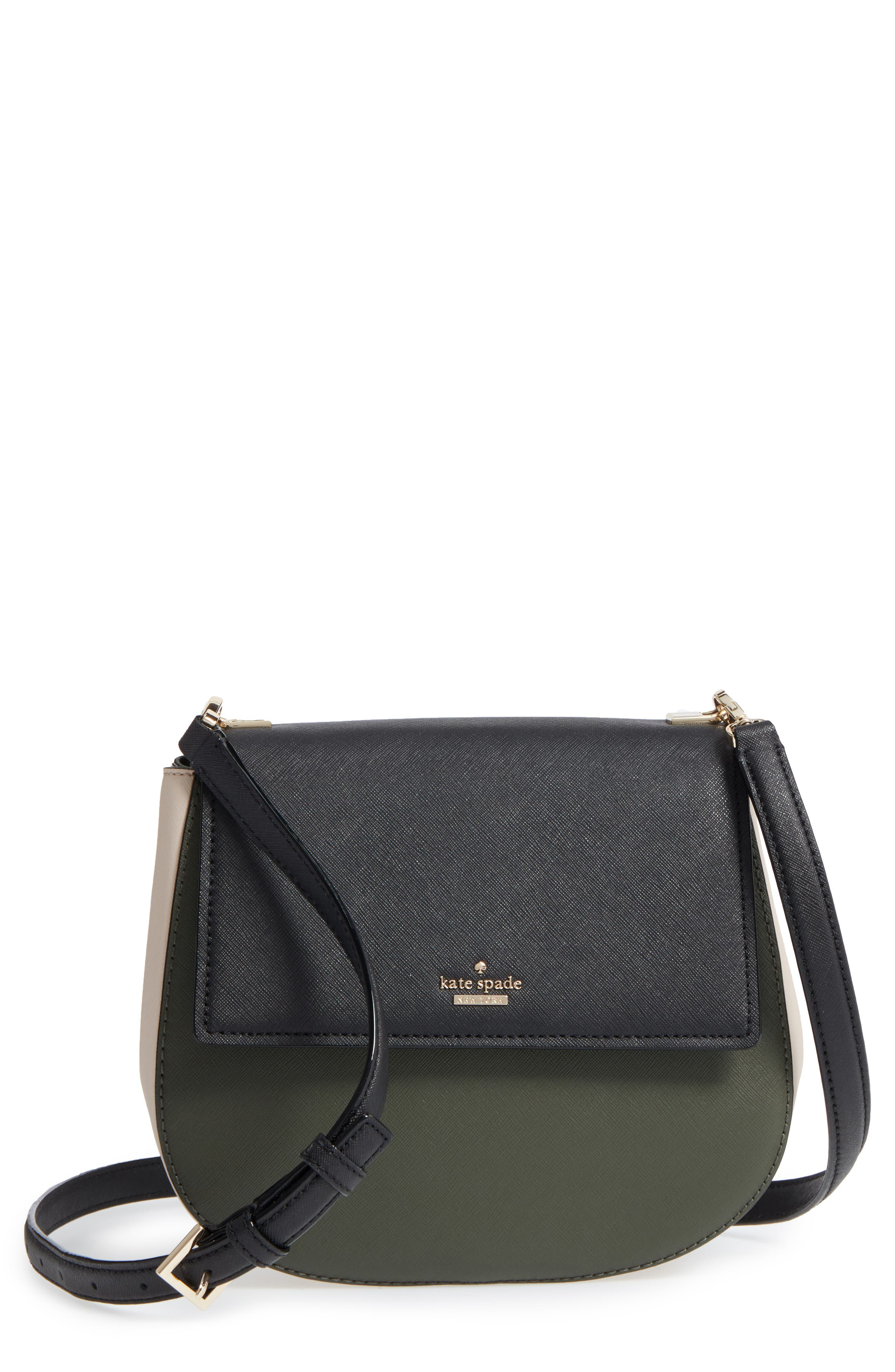 Alternate Image 1 Selected - kate spade new york cameron street - byrdie leather crossbody bag