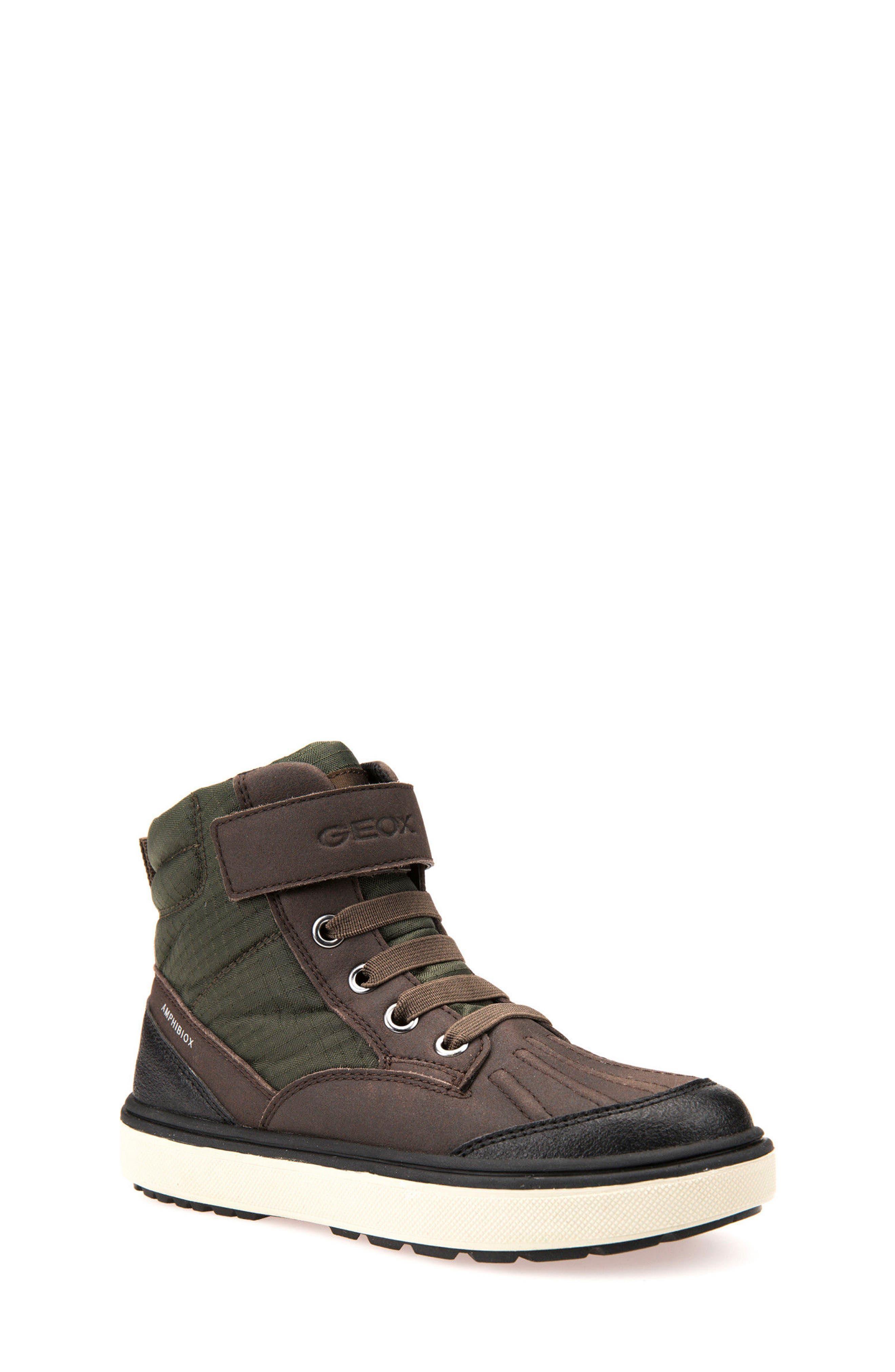 Geox 'Mattias - ABX' Amphibiox® Waterproof Sneaker (Toddler, Little Kid & Big Kid)