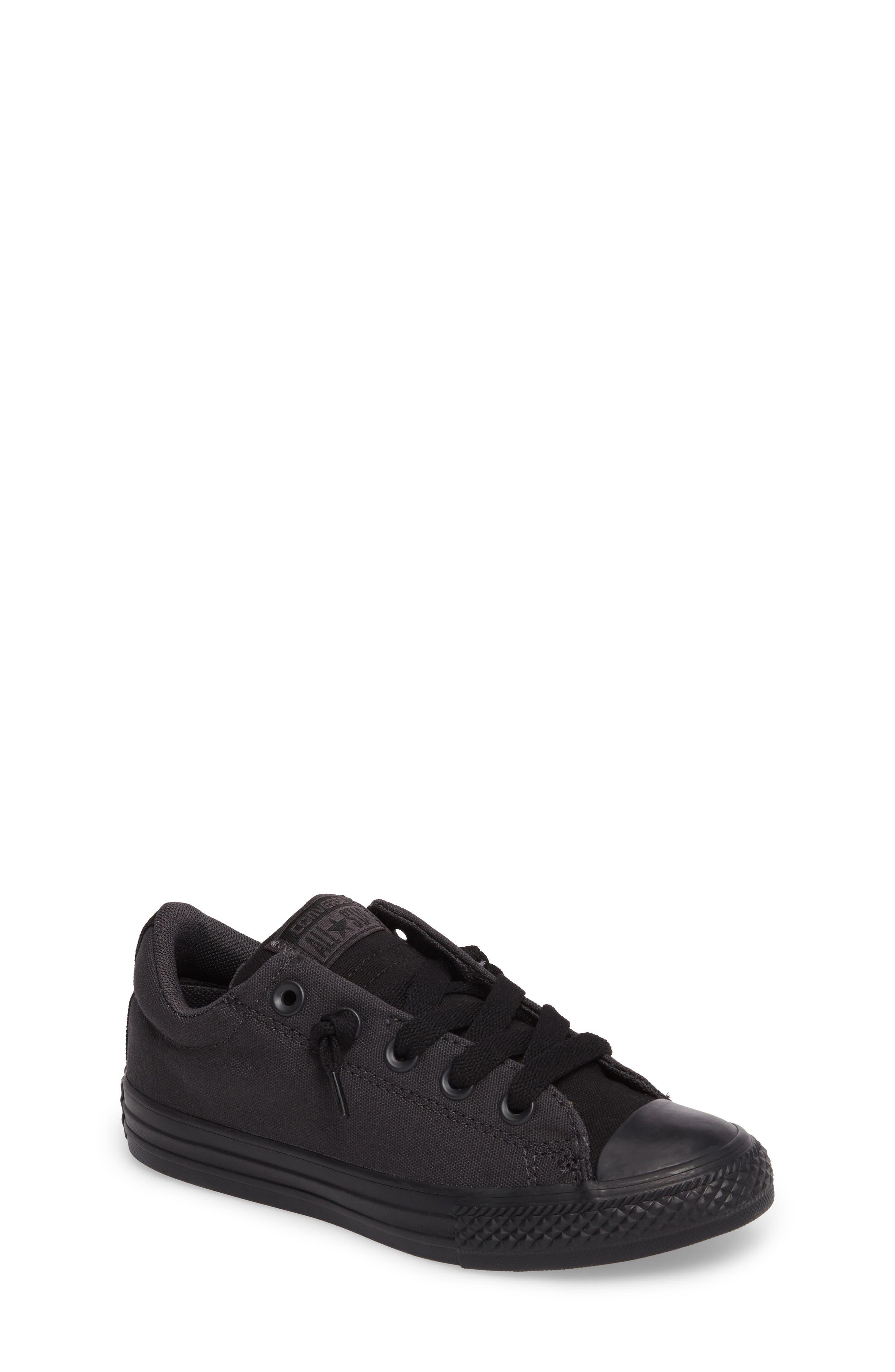 Converse All Star® Street Slip Low Top Sneaker (Toddler, Little Kid & Big Kid)