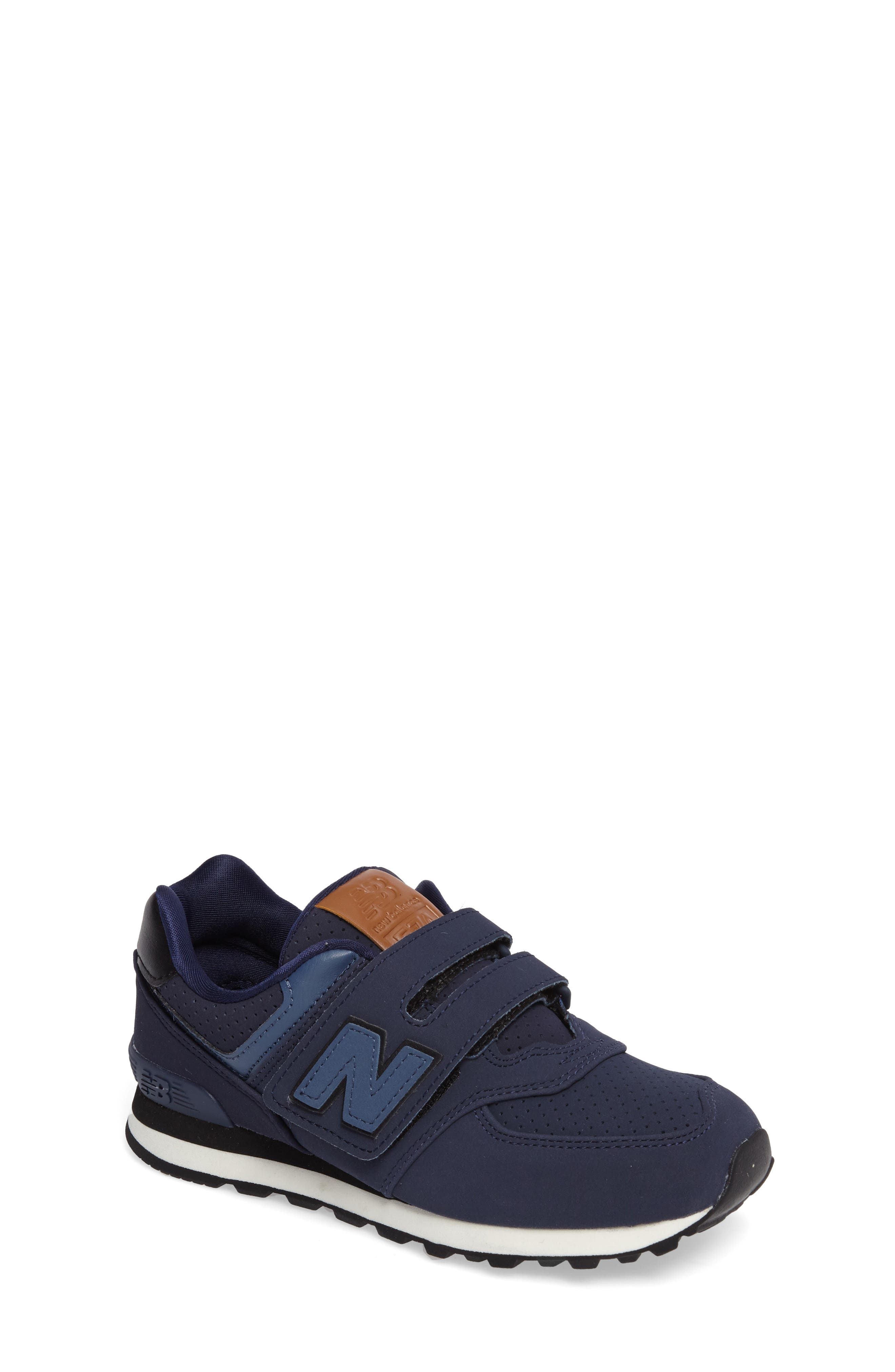 New Balance 574 Sneaker (Baby, Walker, Toddler & Little Kid)
