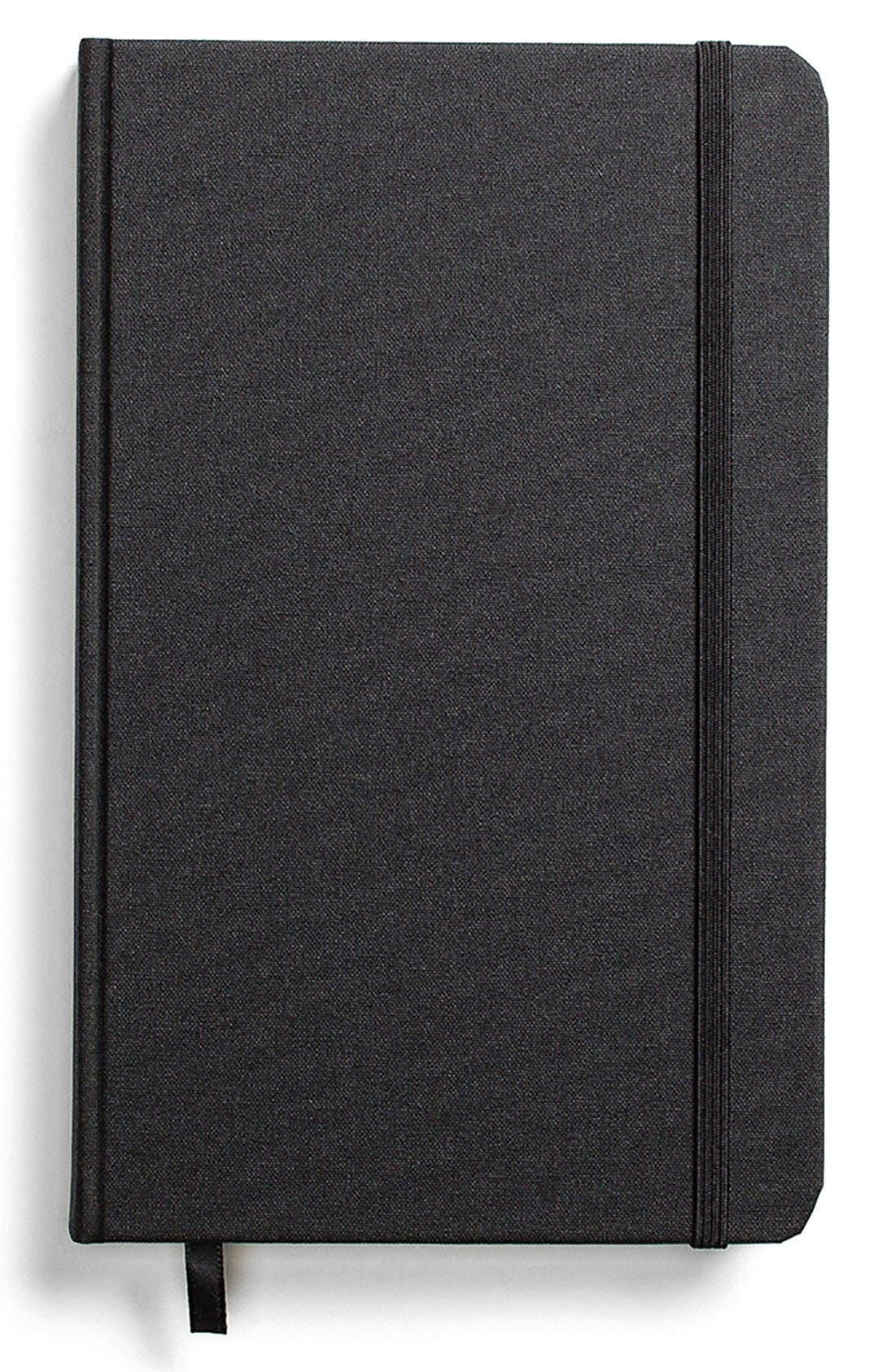 SHINOLA Hardcover Linen Journal