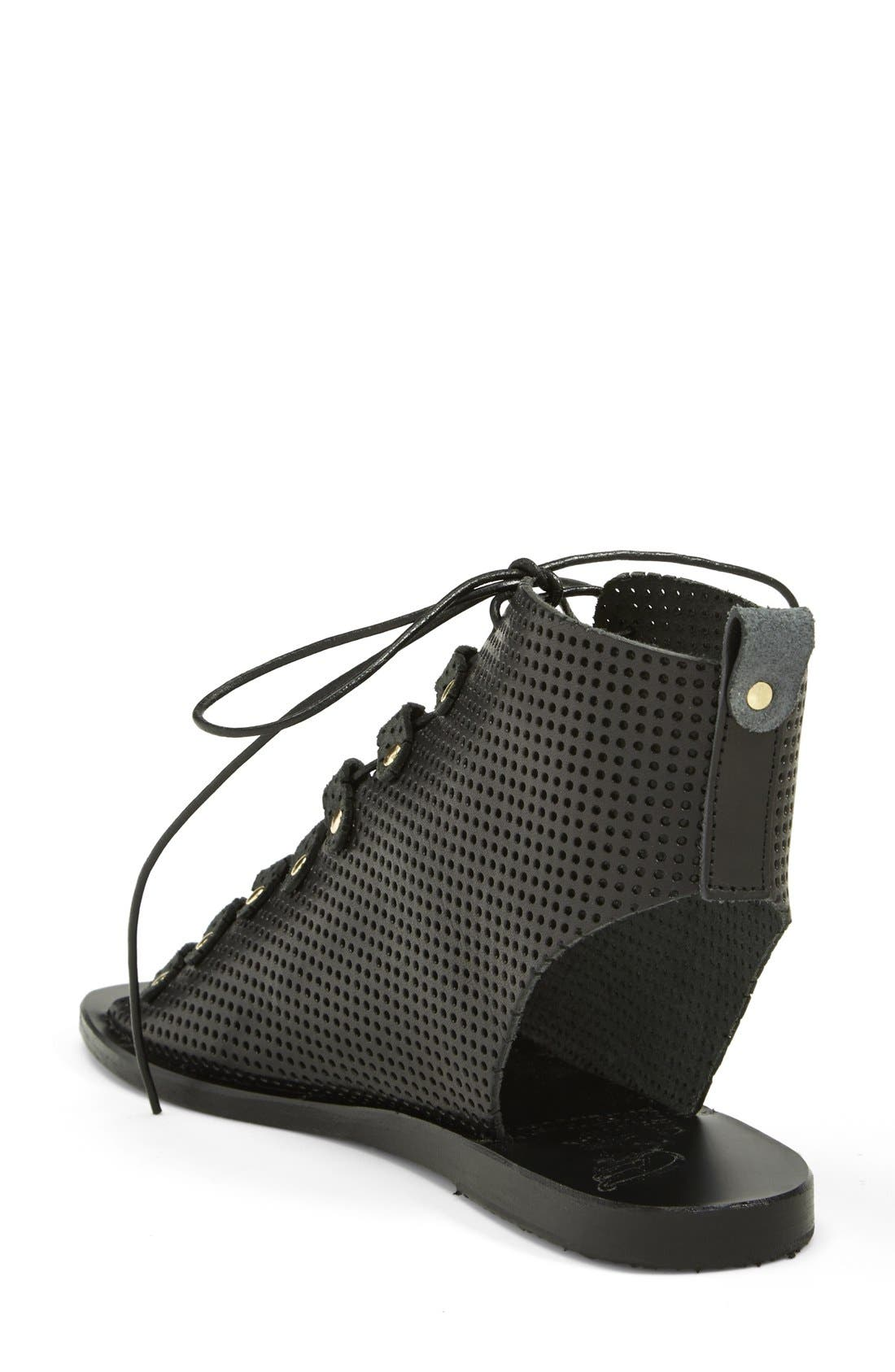 Alternate Image 2  - Ancient Greek Sandals 'Mache' Perforated Sandal (Women)