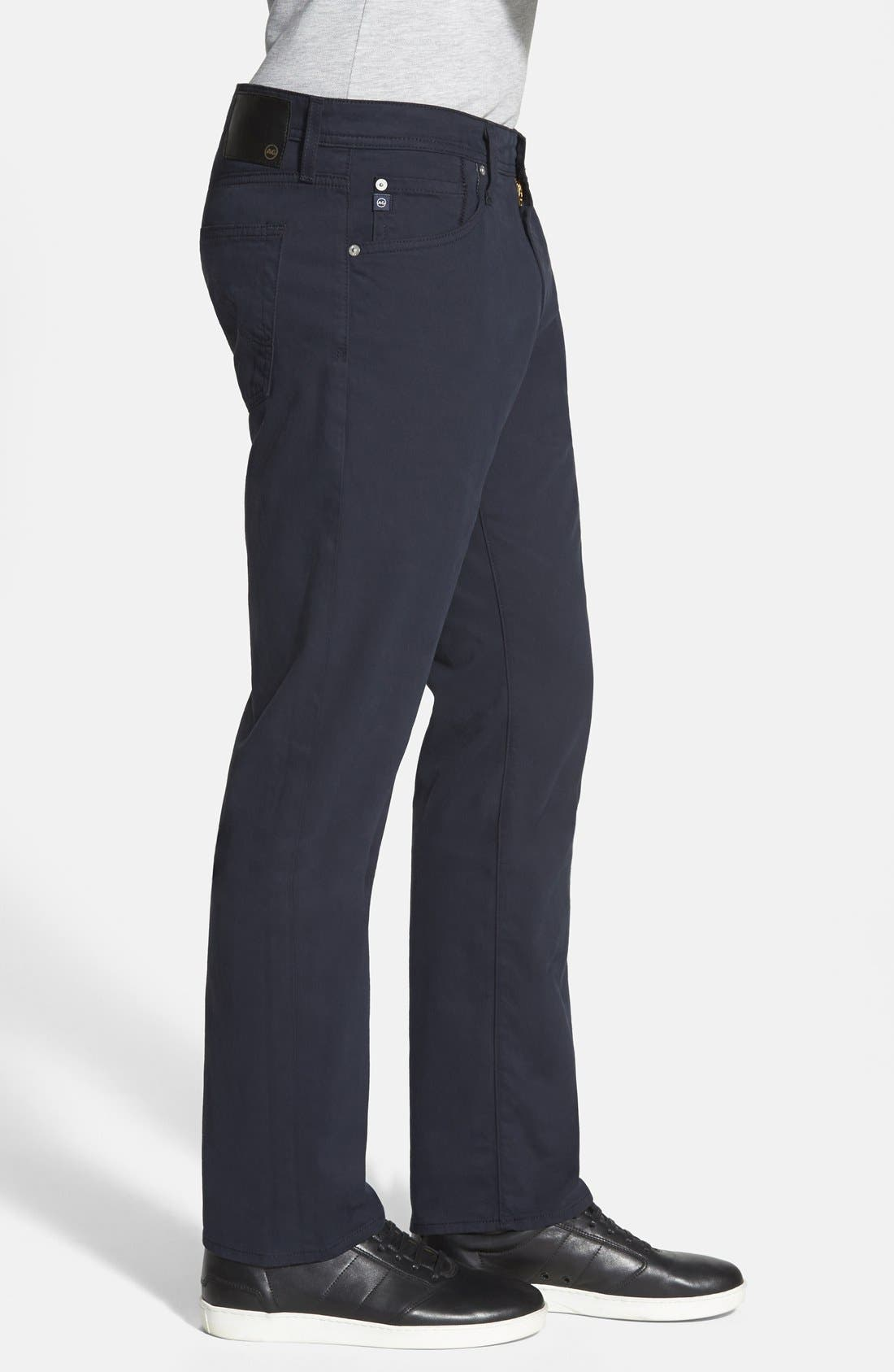 Alternate Image 3  - AG 'Protégé SUD' Straight Leg Pants