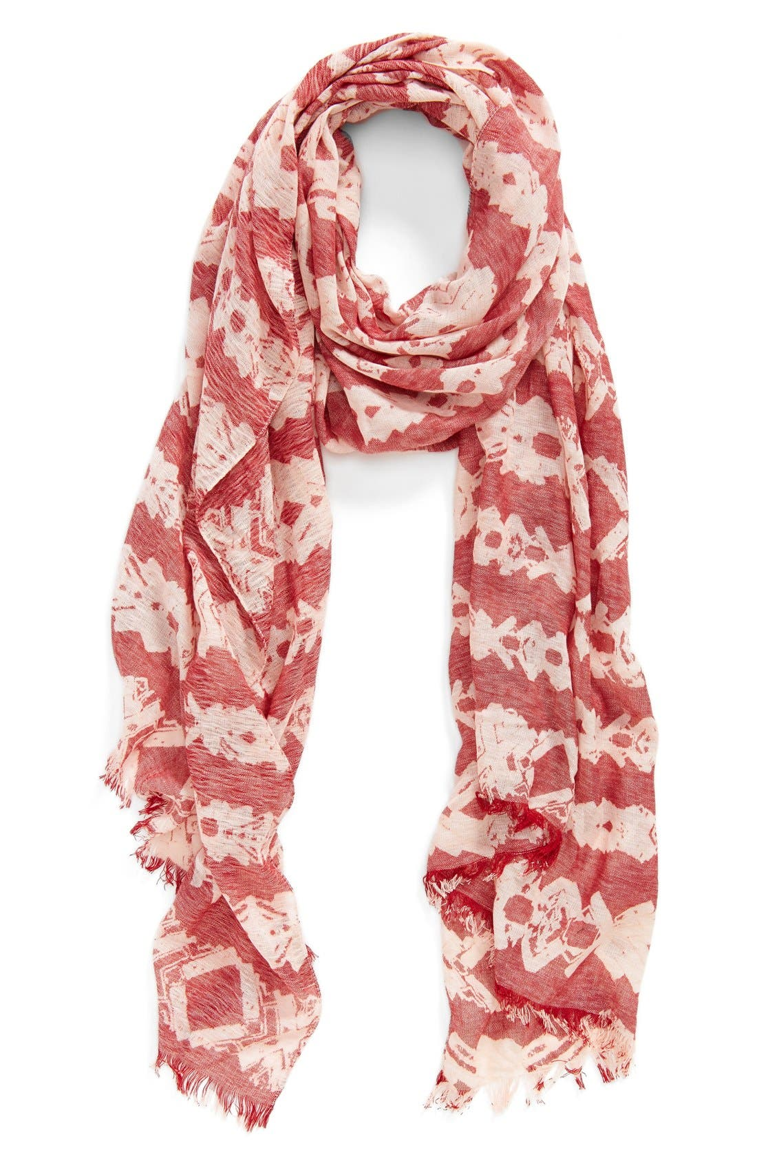 Alternate Image 1 Selected - Collection XIIX 'Rustic West' Scarf