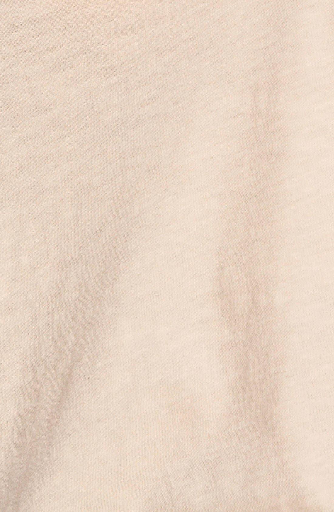 Alternate Image 3  - Lucky Brand 'Hamsa Eyes' Cutout Back Tee (Plus Size)