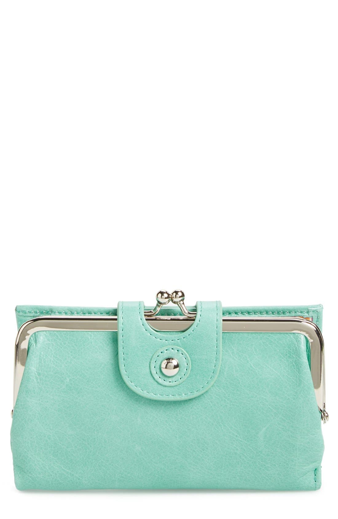Main Image - Hobo 'Alice' Leather Wallet