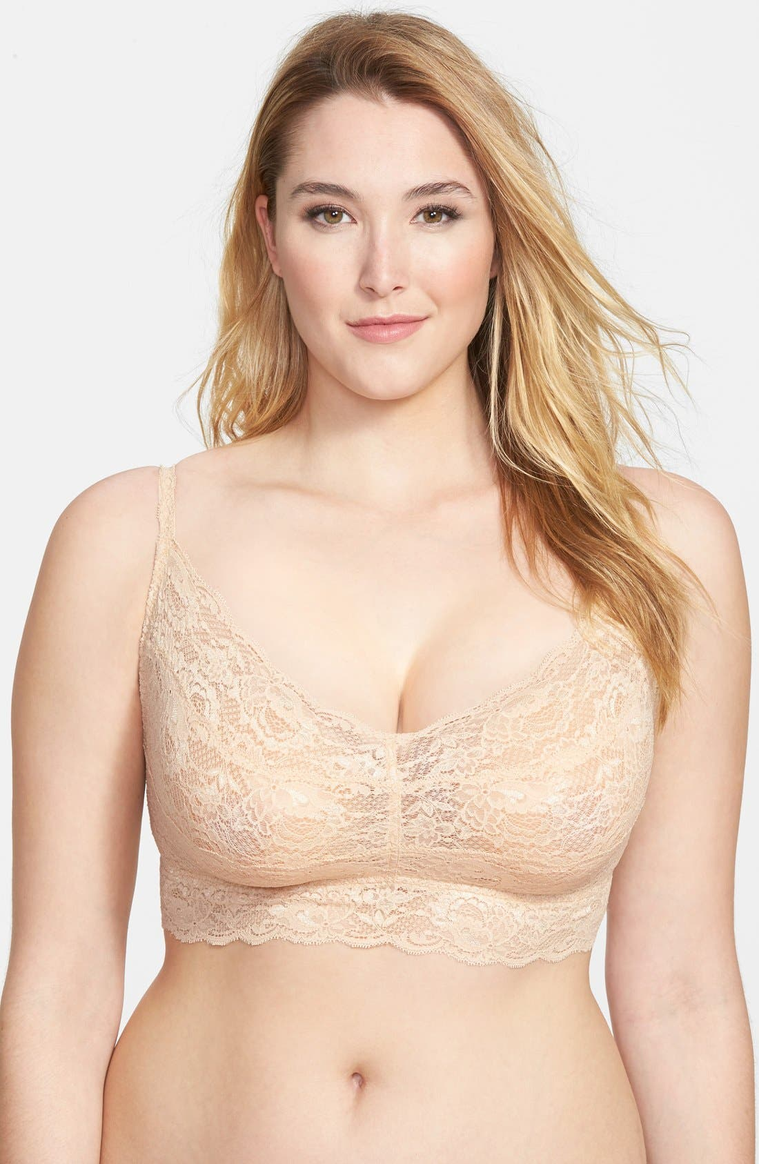Cosabella Never Say Never Sweetie Bralette (Plus Size)