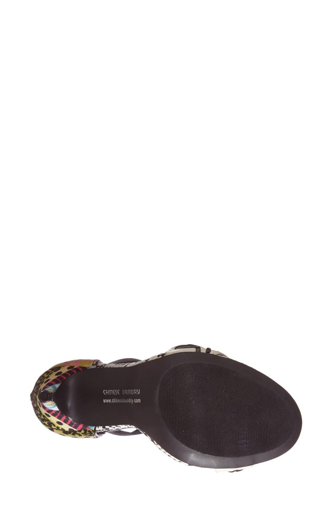 Alternate Image 4  - Chinese Laundry 'Levita' Ankle Strap Sandal (Women)