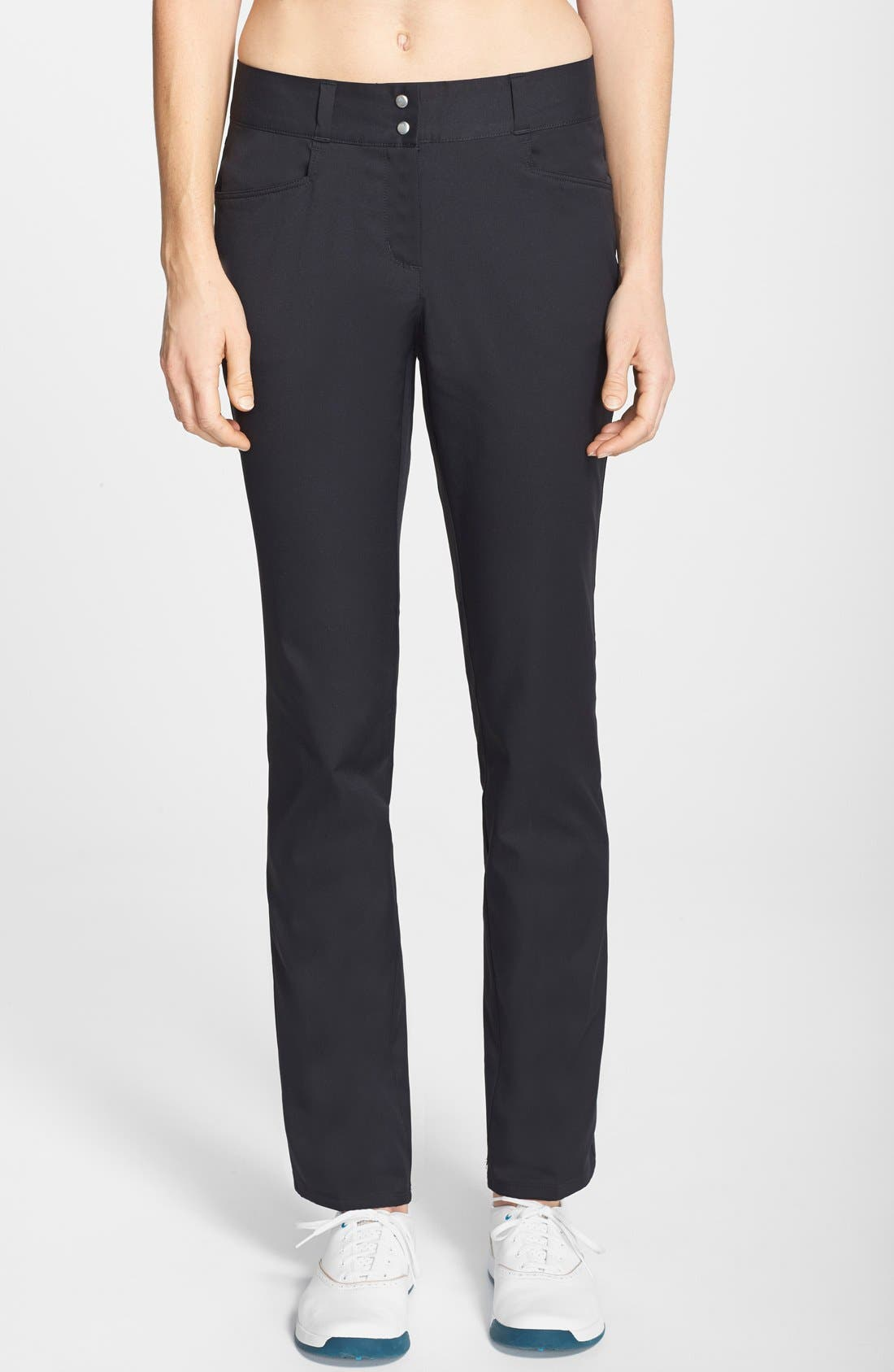 Alternate Image 1 Selected - adidas Lightweight Regular Fit Golf Pants