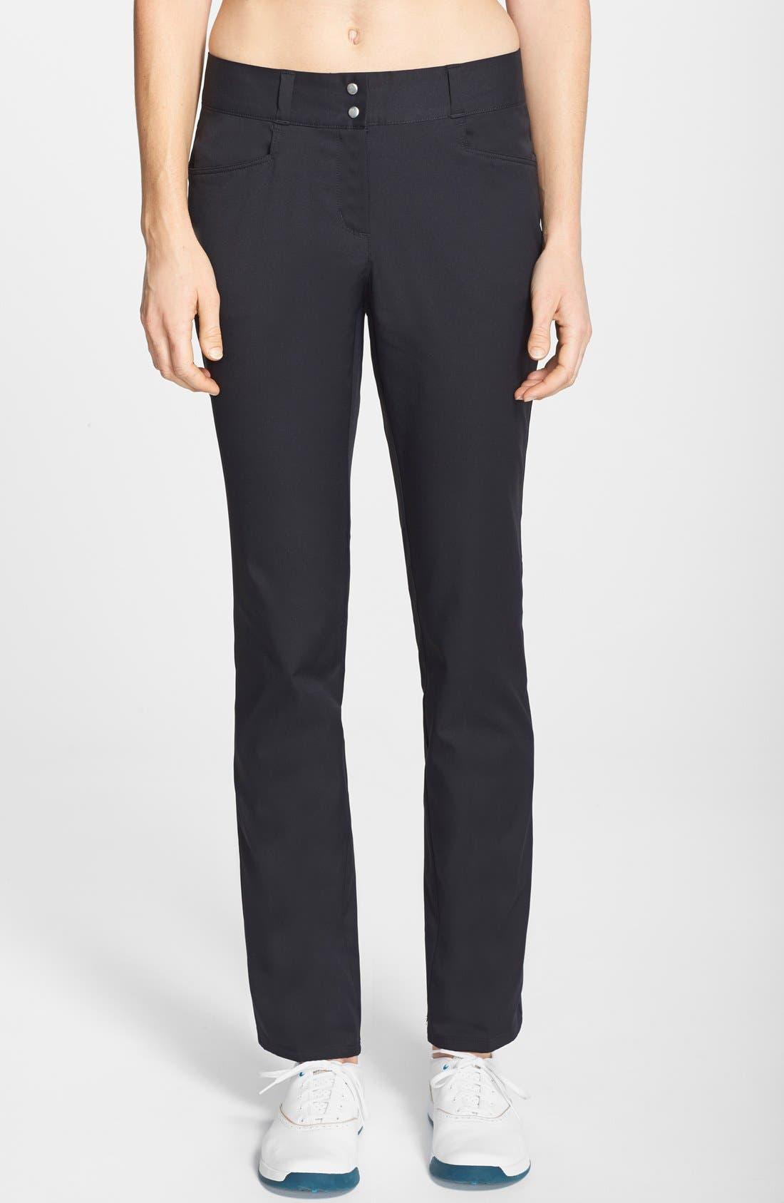 Main Image - adidas Lightweight Regular Fit Golf Pants