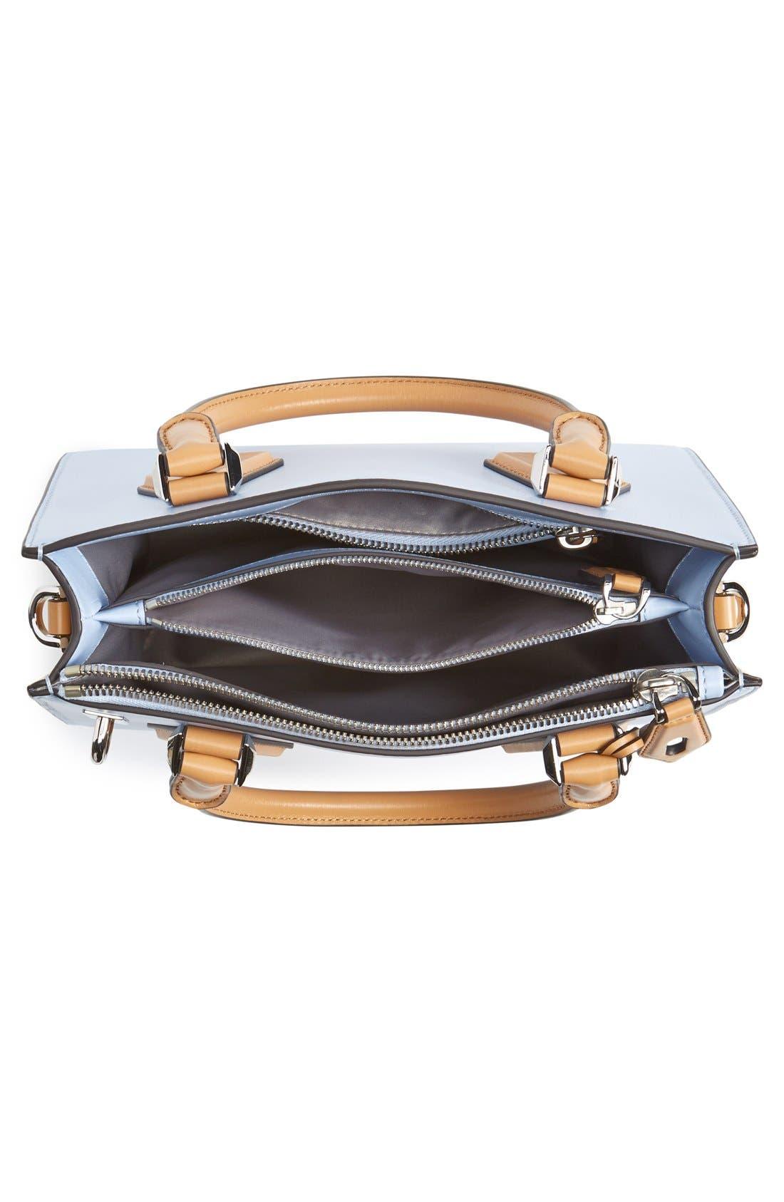Alternate Image 4  - Michael Kors 'Small Casey' Leather Satchel