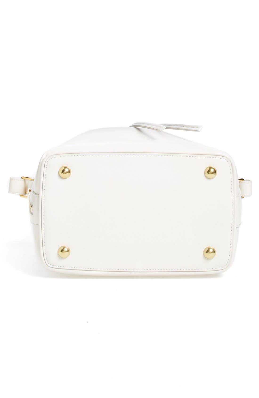 Alternate Image 6  - Saint Laurent Leather Bucket Bag