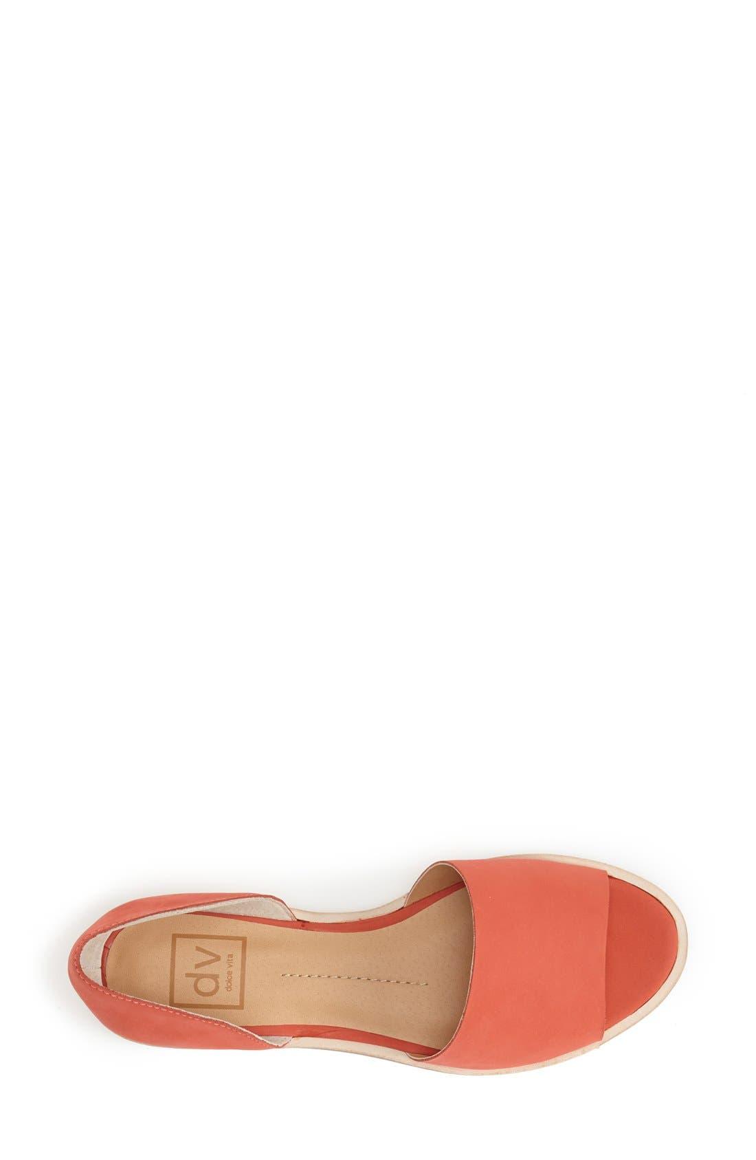 Alternate Image 3  - DV by Dolce Vita 'Datsun' Leather Sandal (Women)