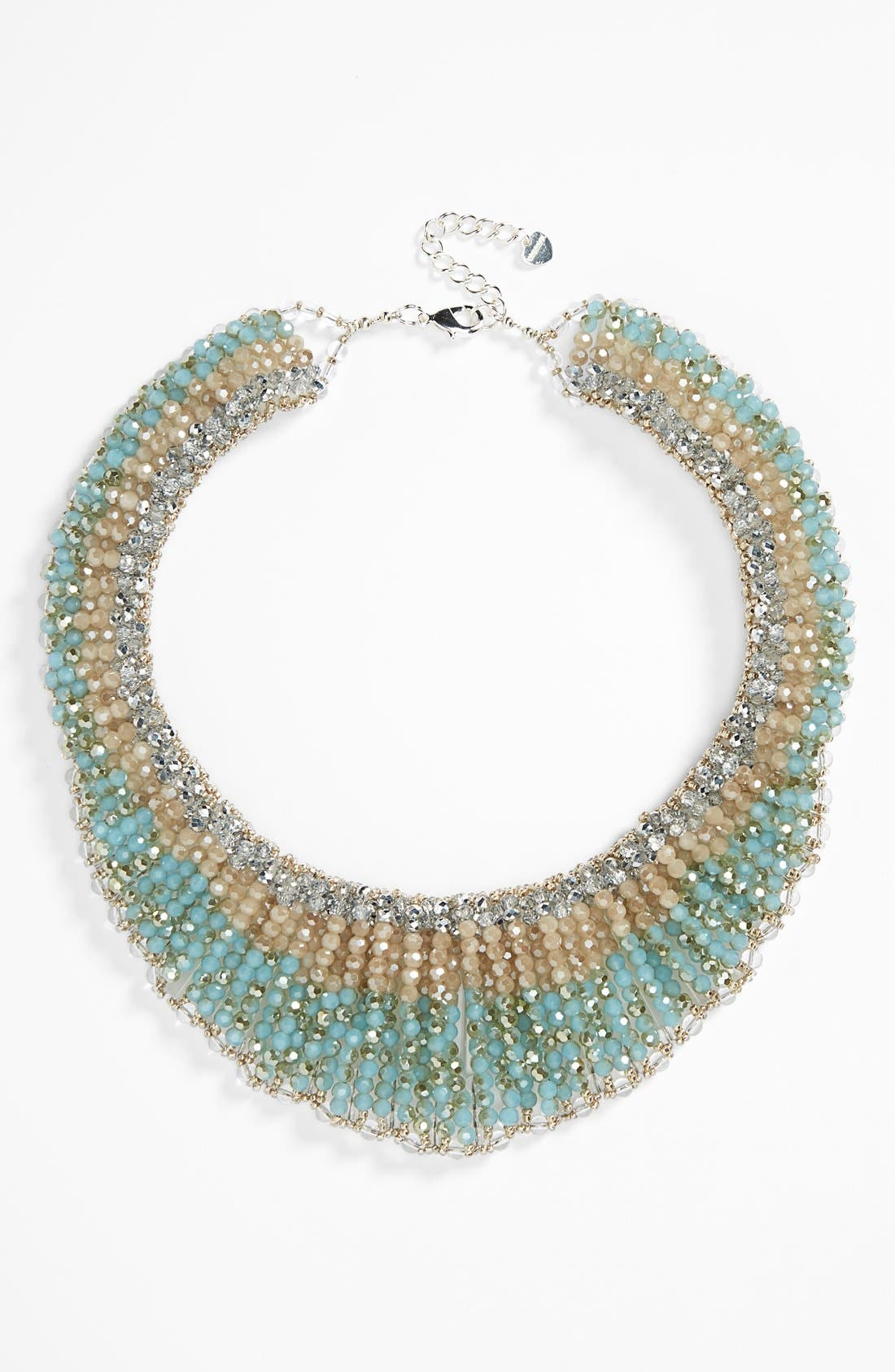 Alternate Image 1 Selected - Nakamol Design Crystal Collar Necklace