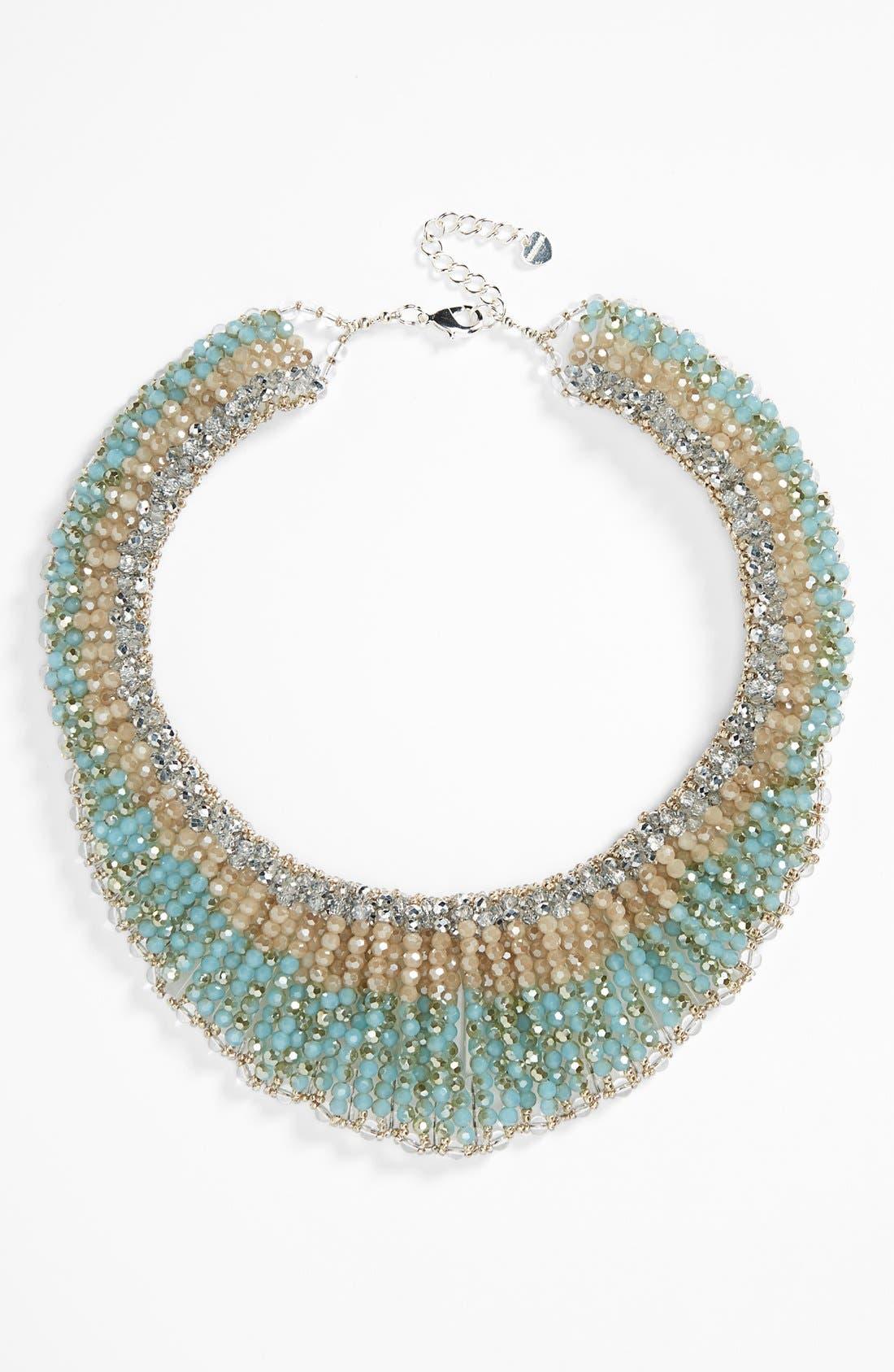 Main Image - Nakamol Design Crystal Collar Necklace