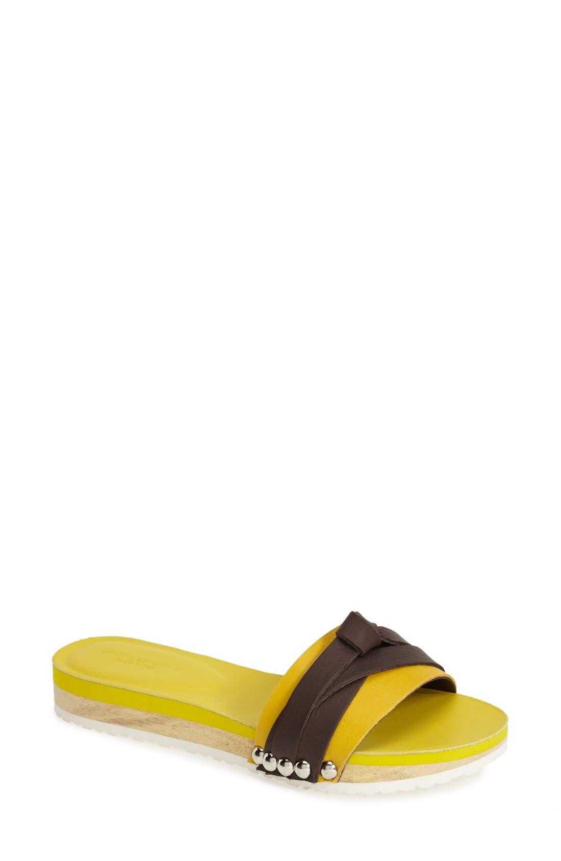Main Image - Charles David 'Becket' Slide Sandal (Women)