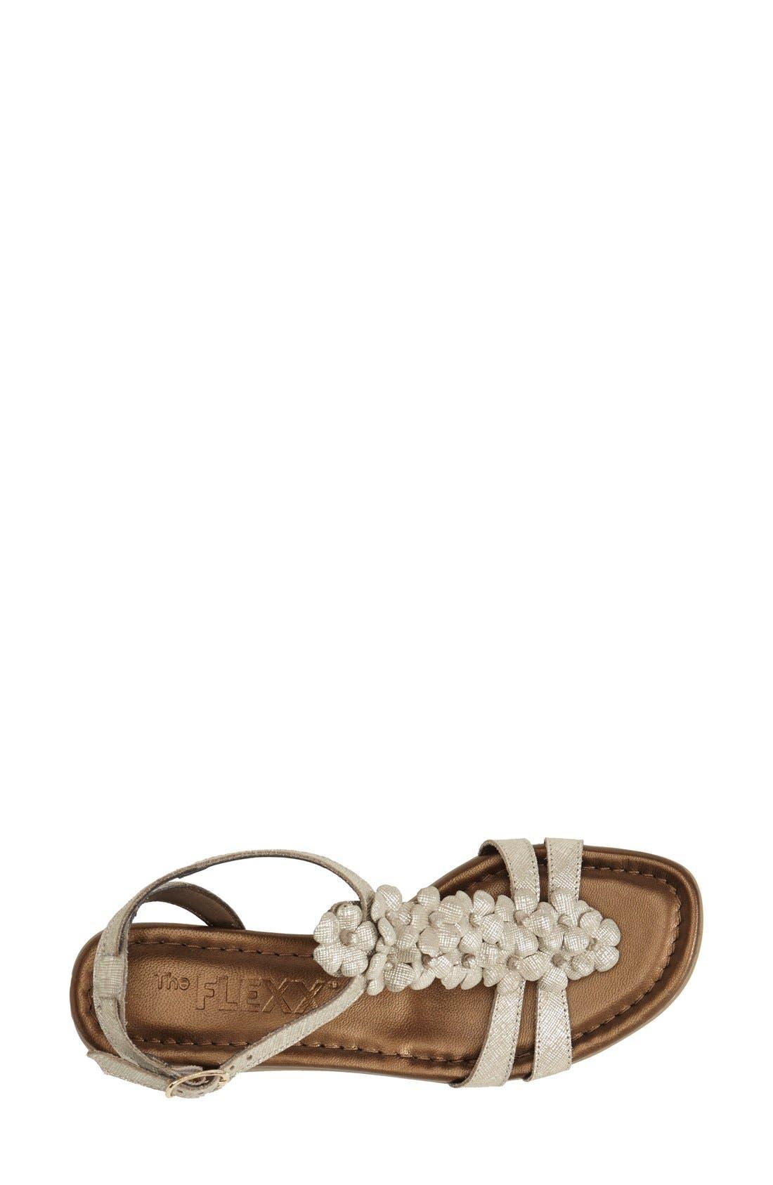 Alternate Image 3  - The FLEXX 'Gladiola' Leather Sandal (Women)